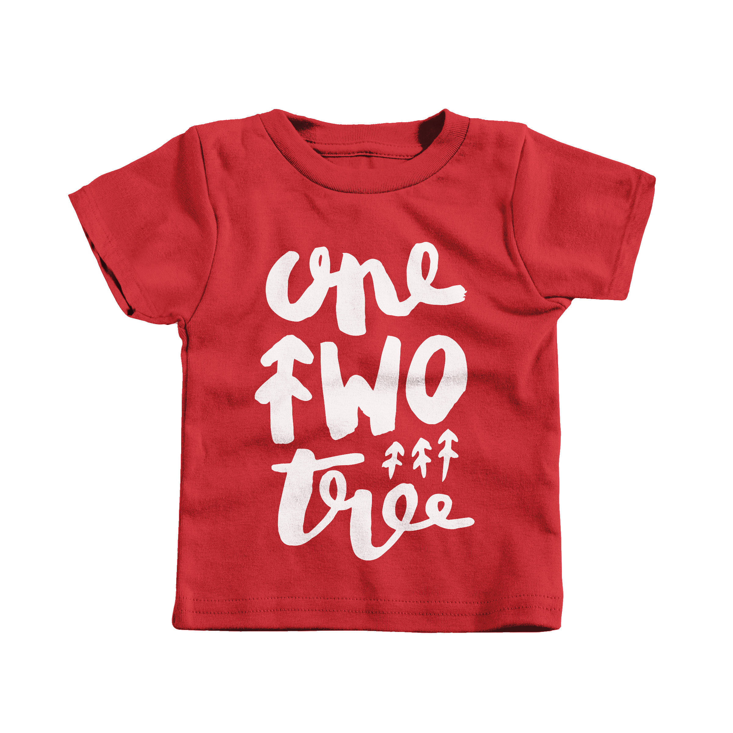 One Two Tree Red (T-Shirt)