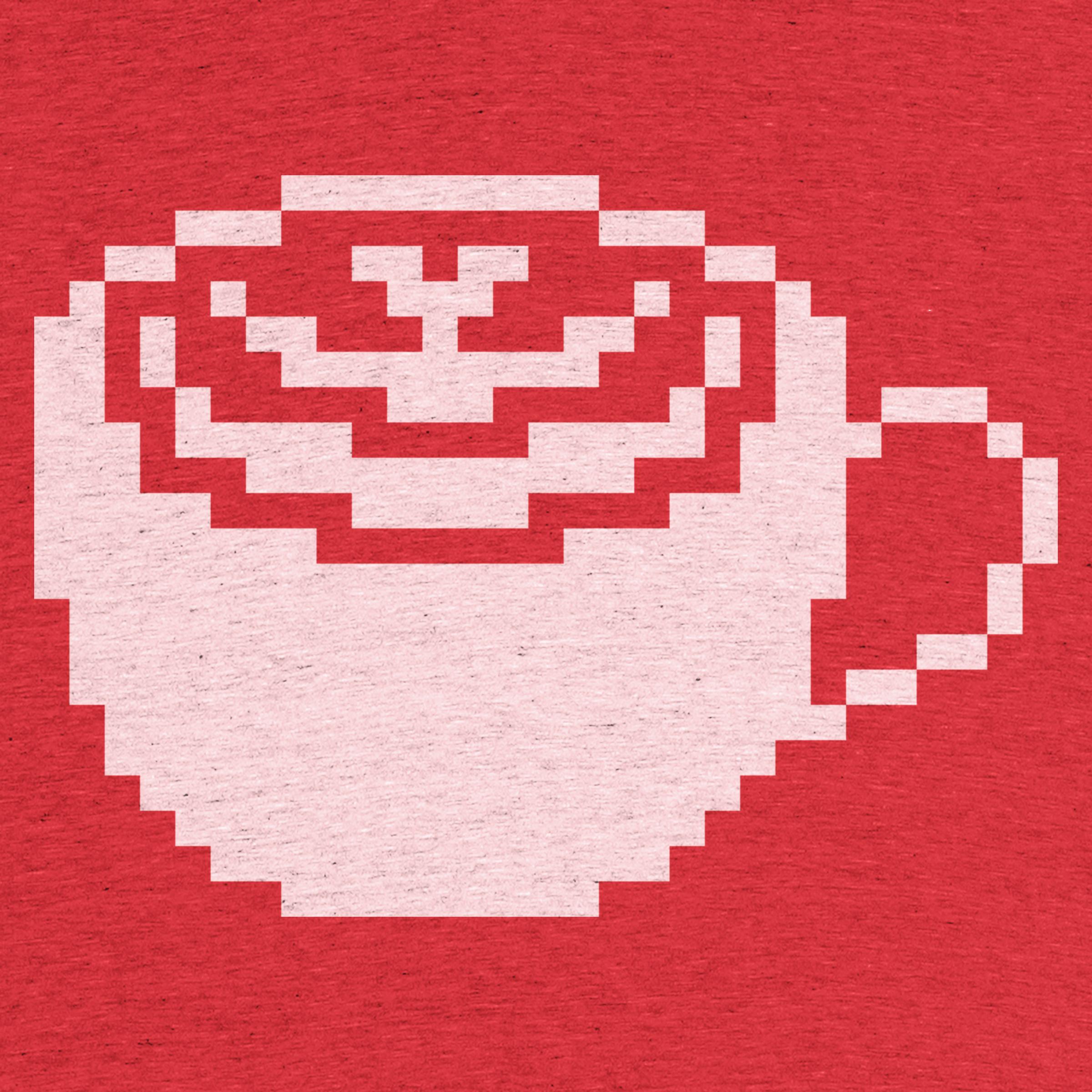 Pixel Latte