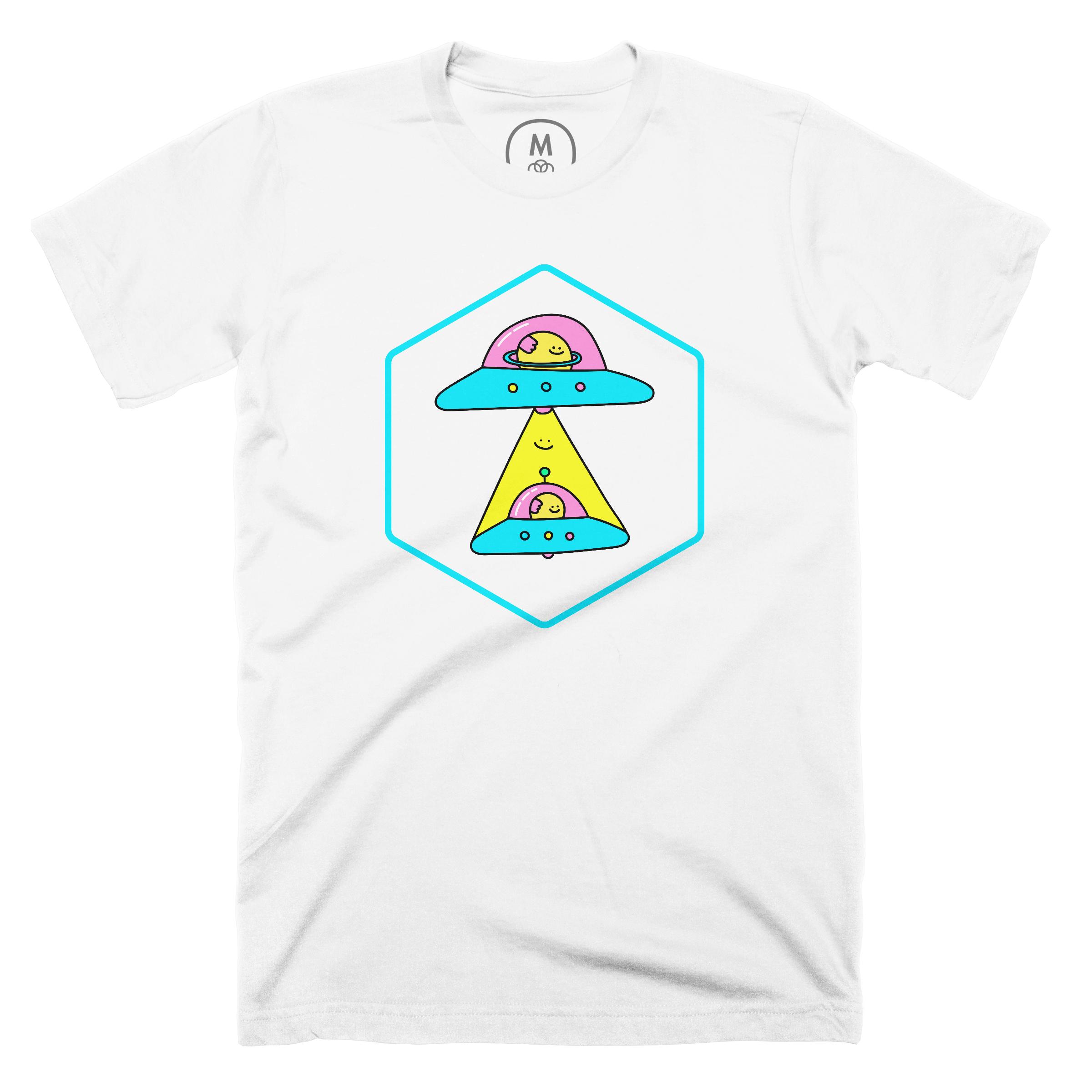 UFO Taxi White (Men's)