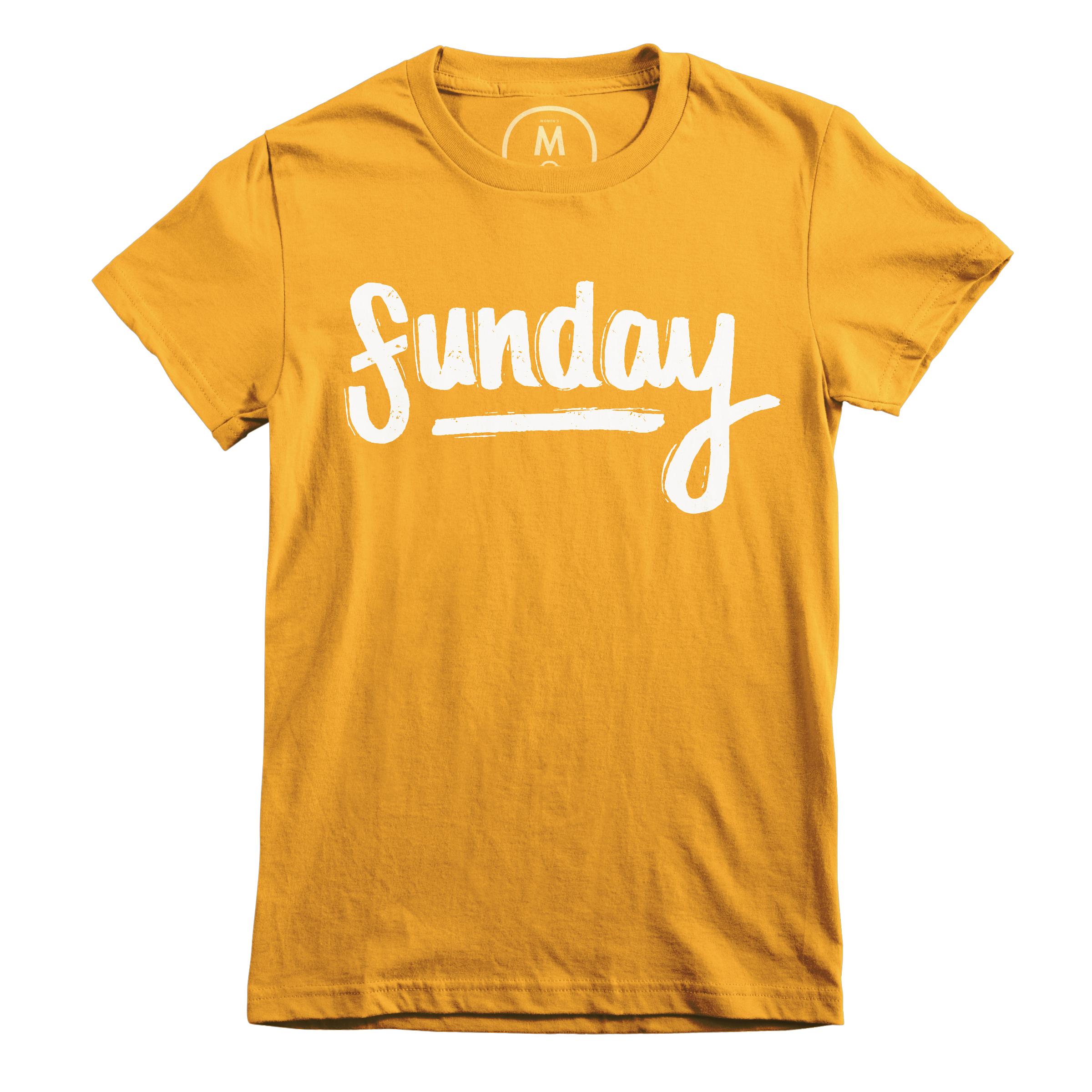 Sunday Funday Gold (Women's)