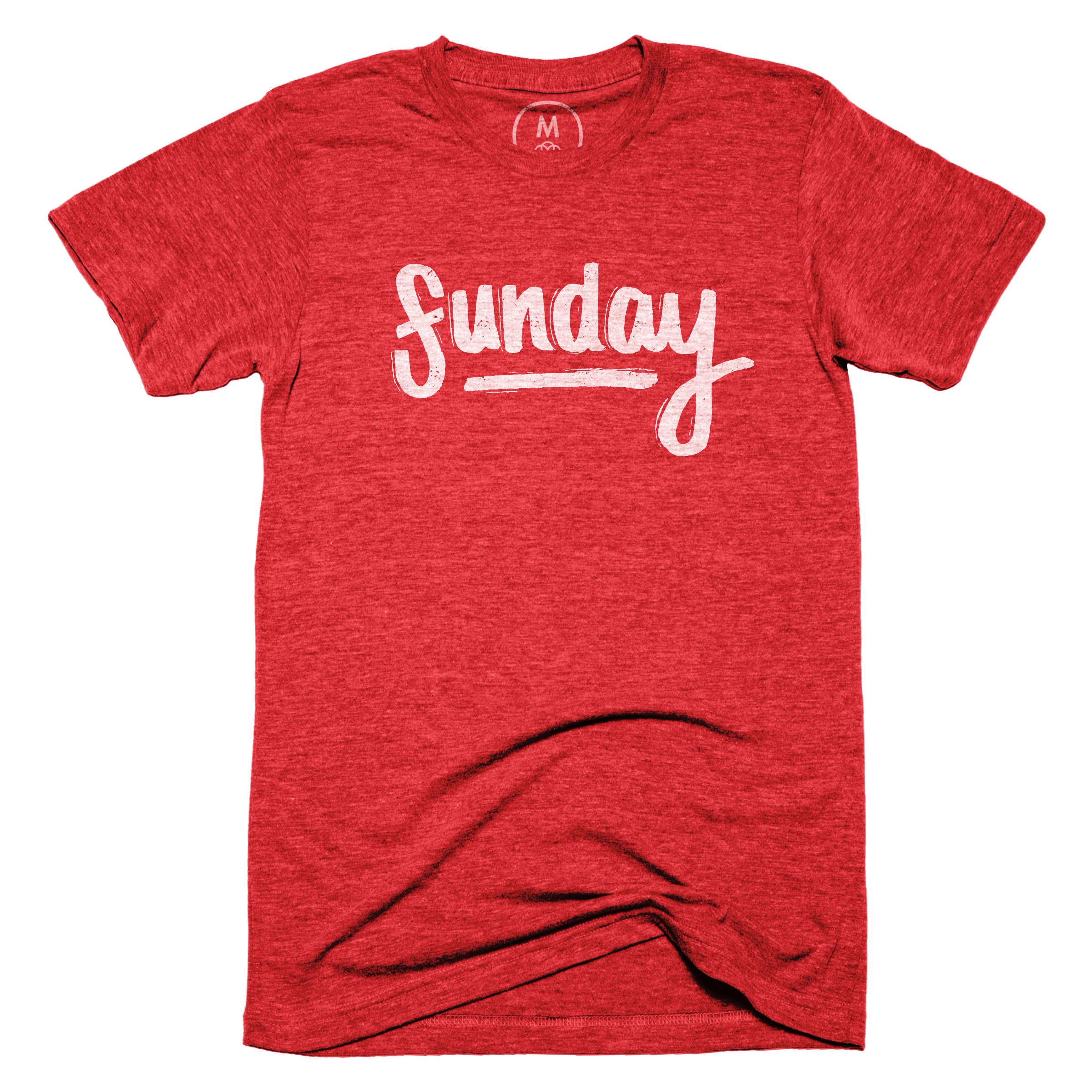 Sunday Funday Vintage Red (Men's)