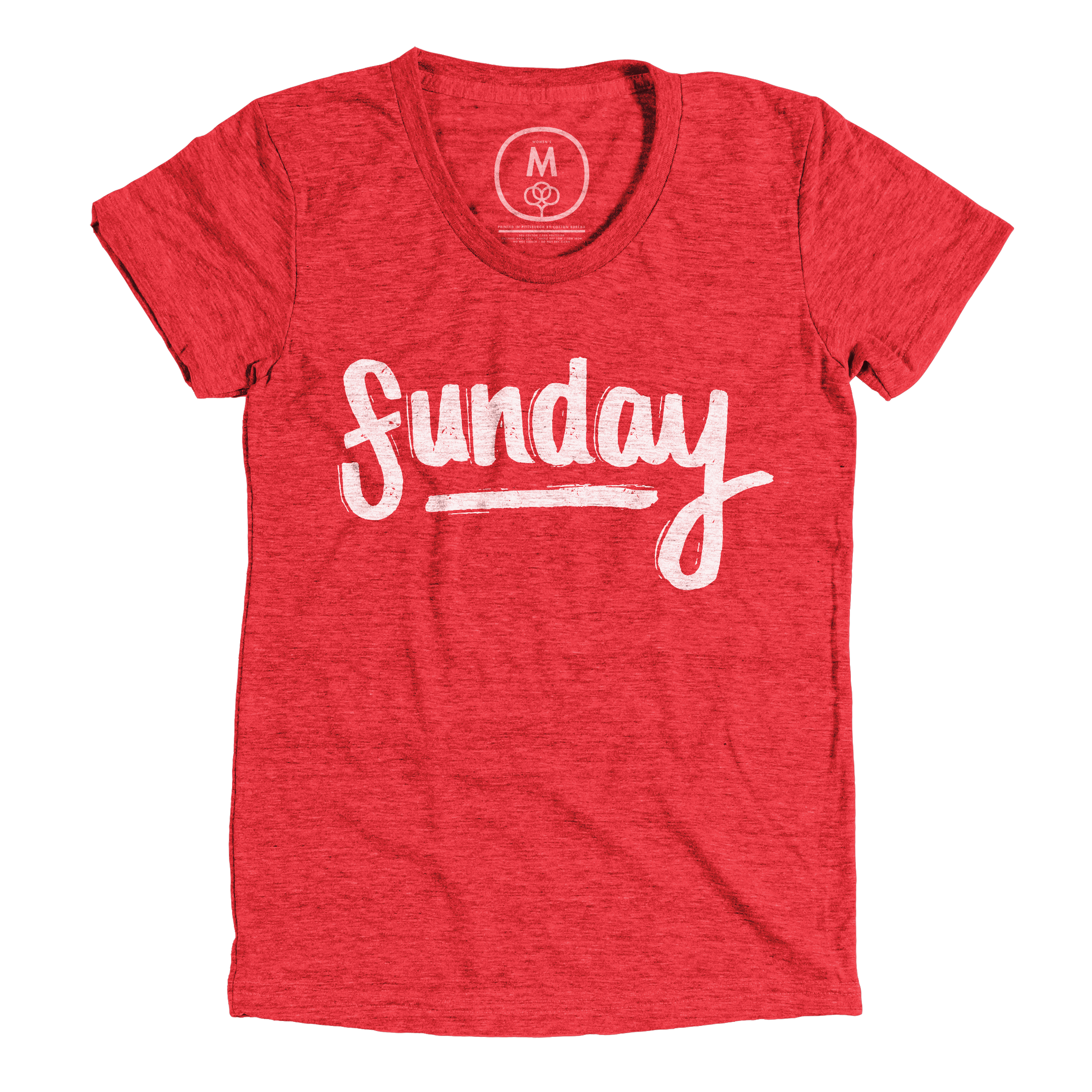Sunday Funday Vintage Red (Women's)