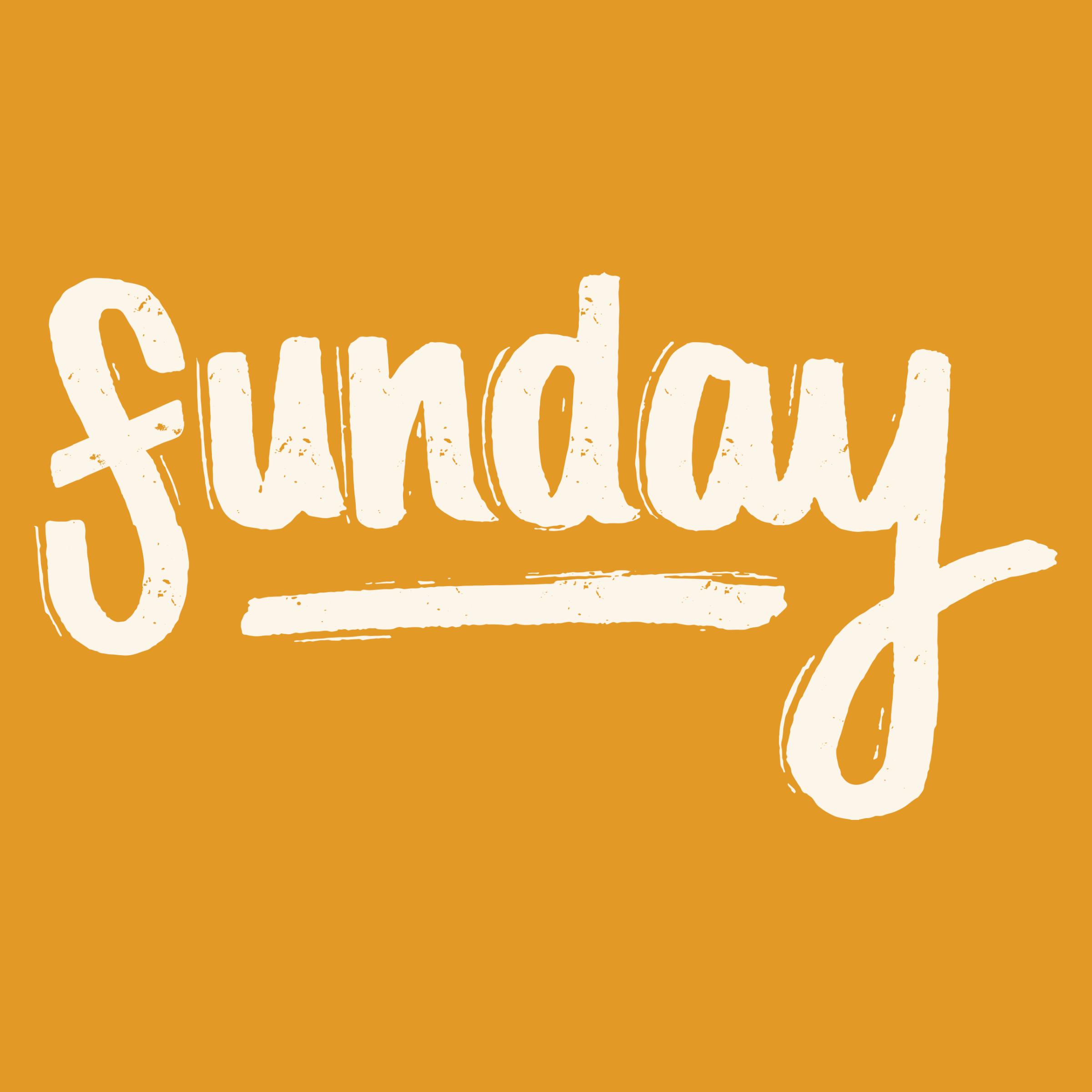 Sunday Funday Detail