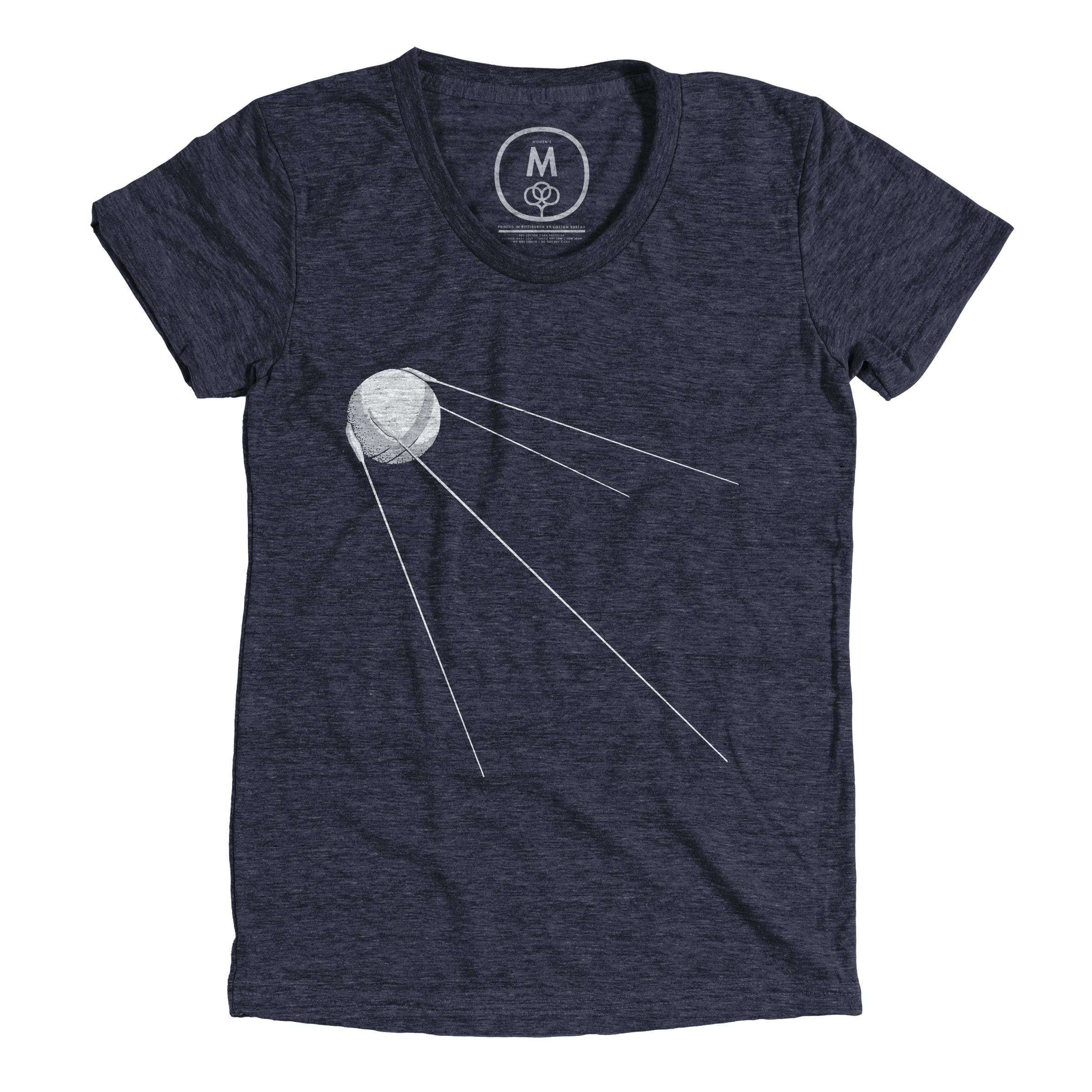 Sputnik 1 Vintage Navy (Women's)