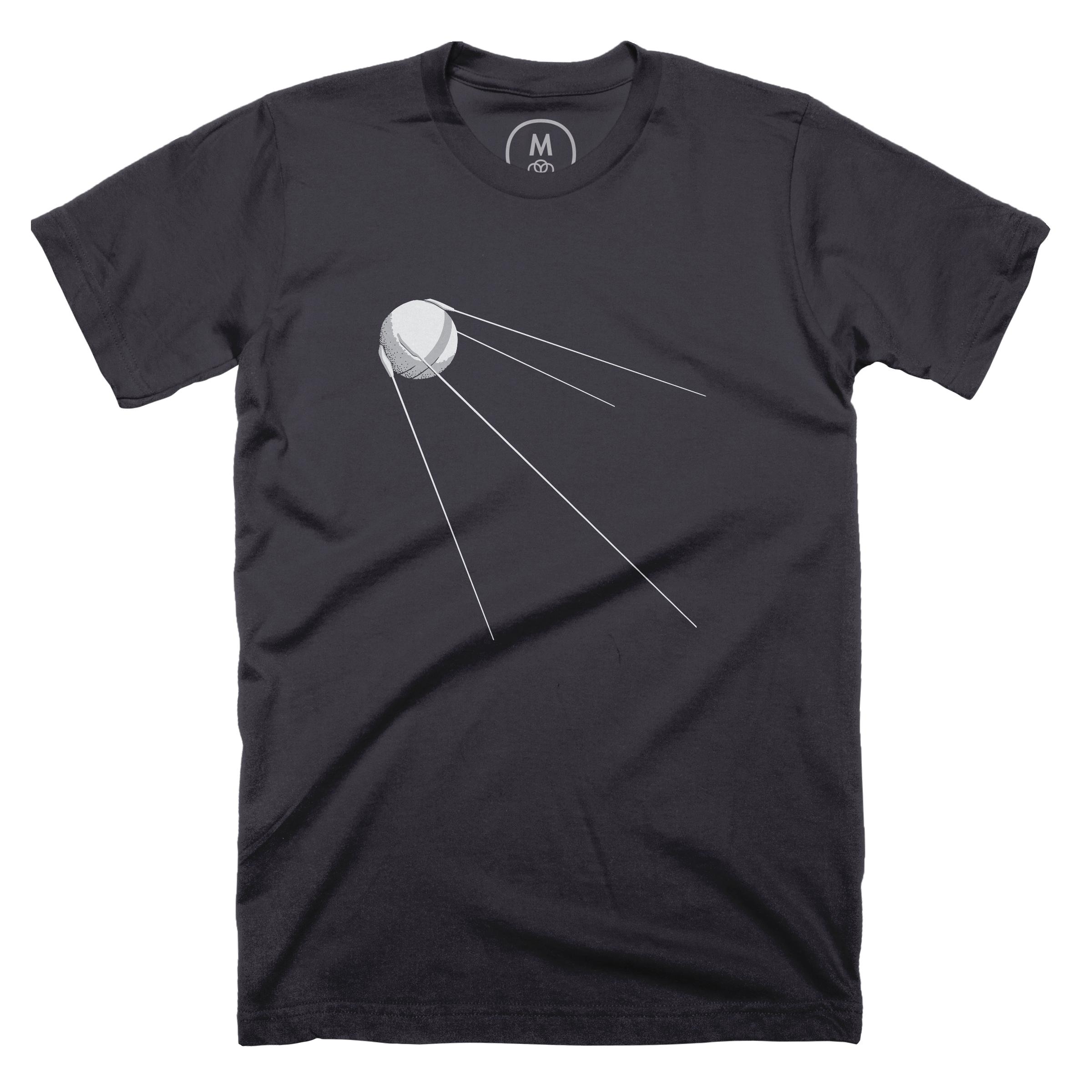 Sputnik 1 Heavy Metal (Men's)