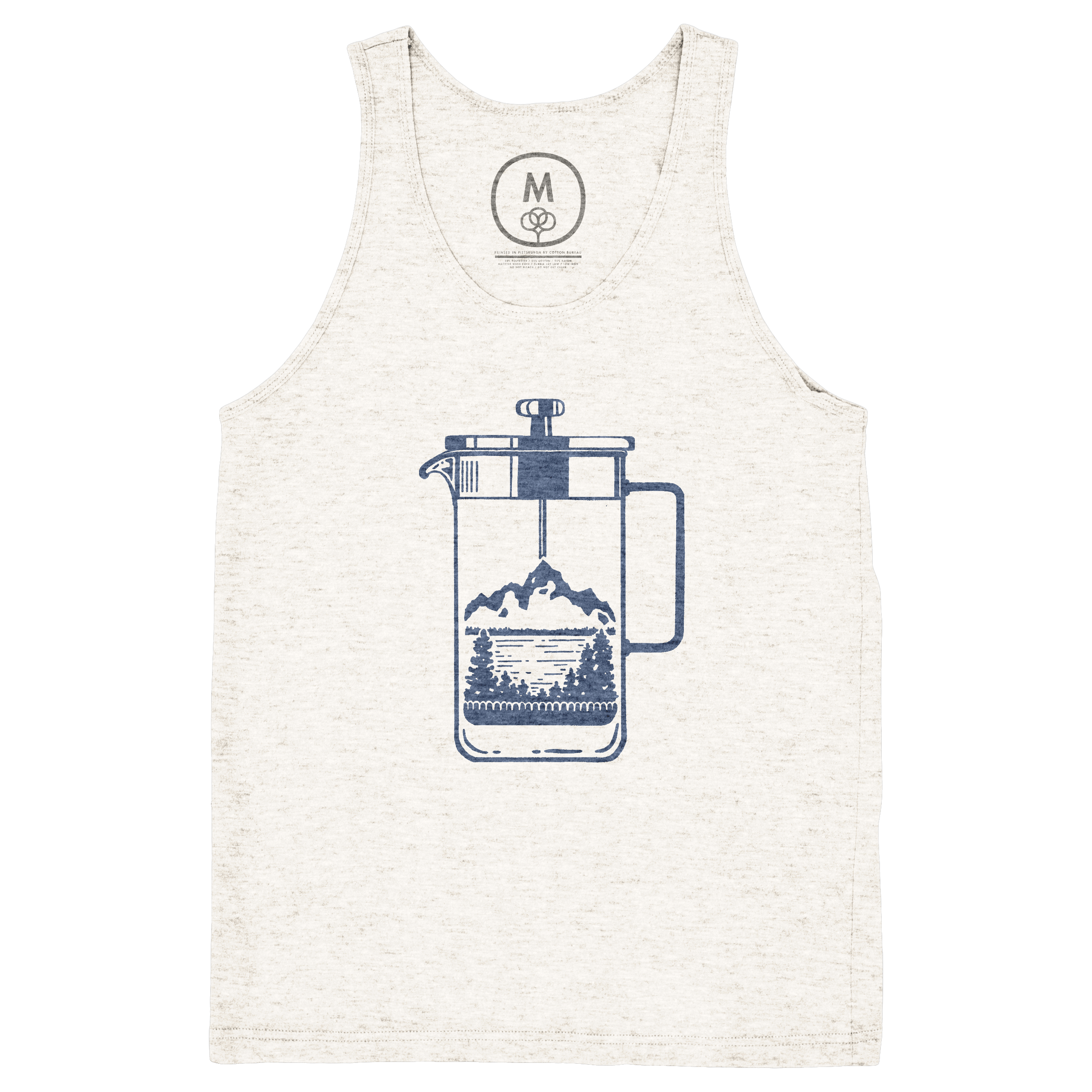 Mountain Press Tank Top