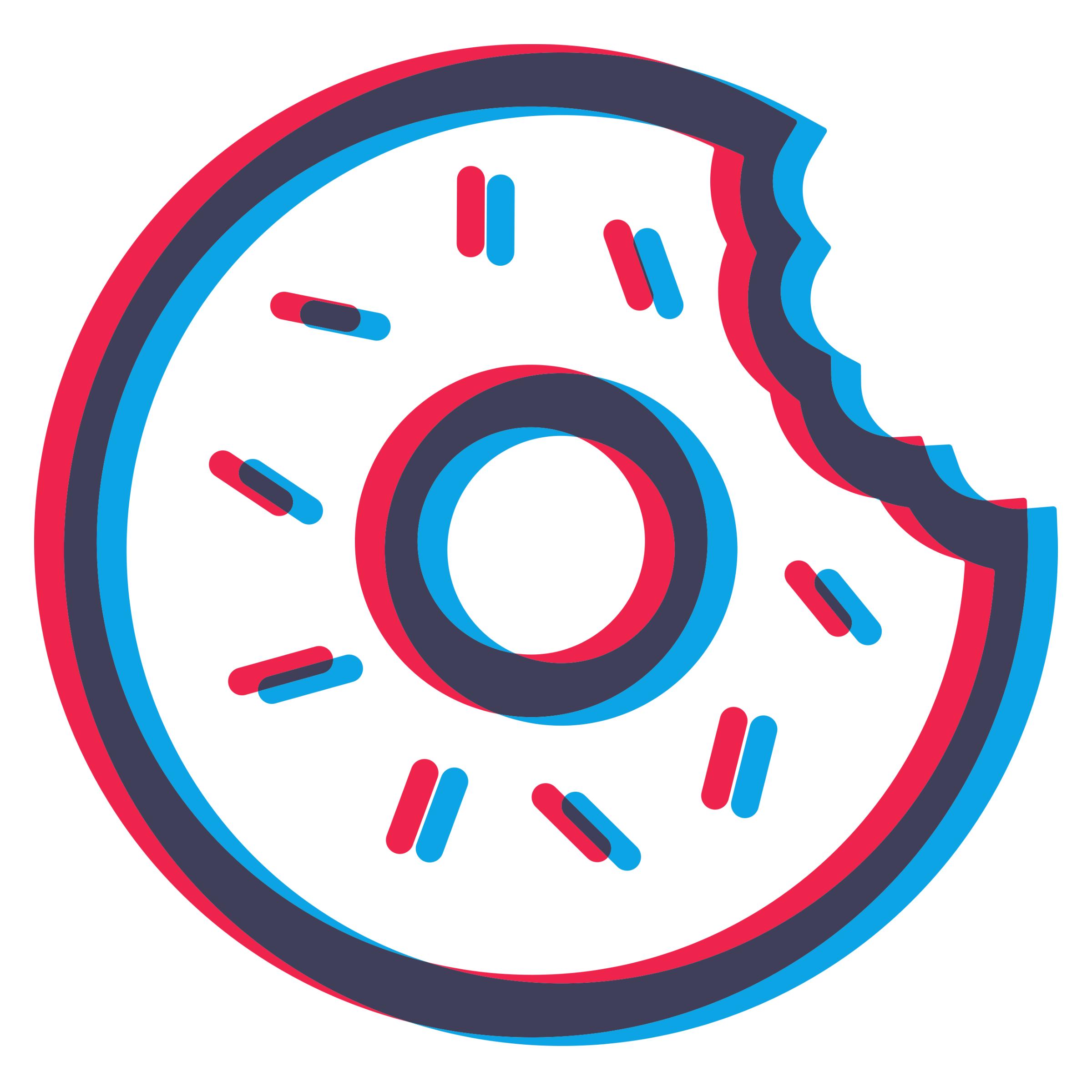 3-Donut