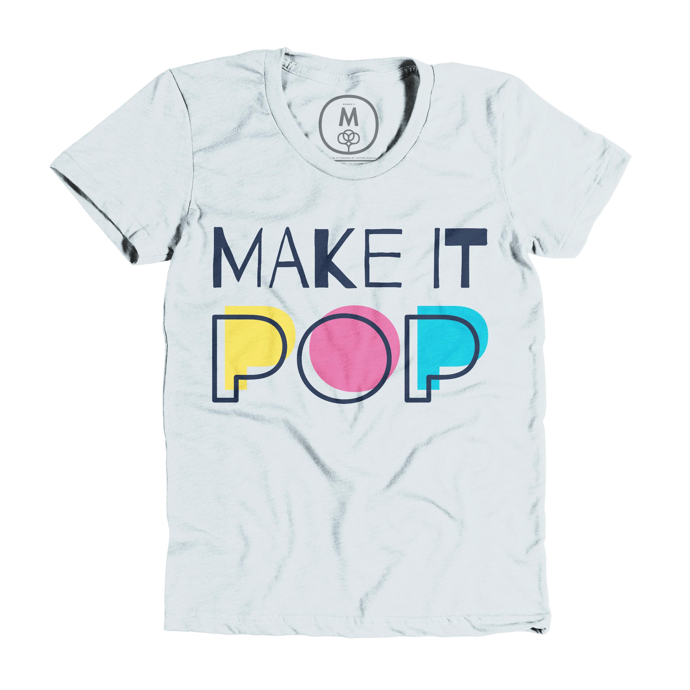 Make It Pop Ice Blue (Women's)
