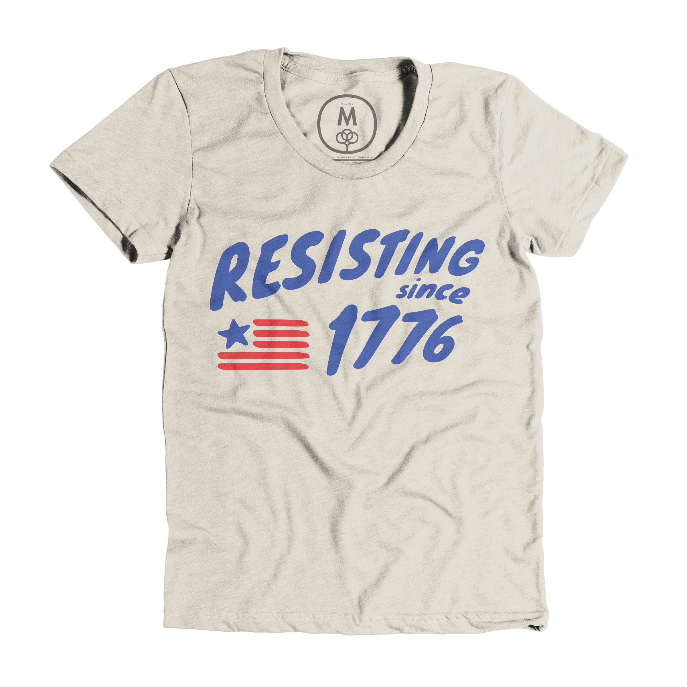 Resisting Since 1776 Sand (Women's)