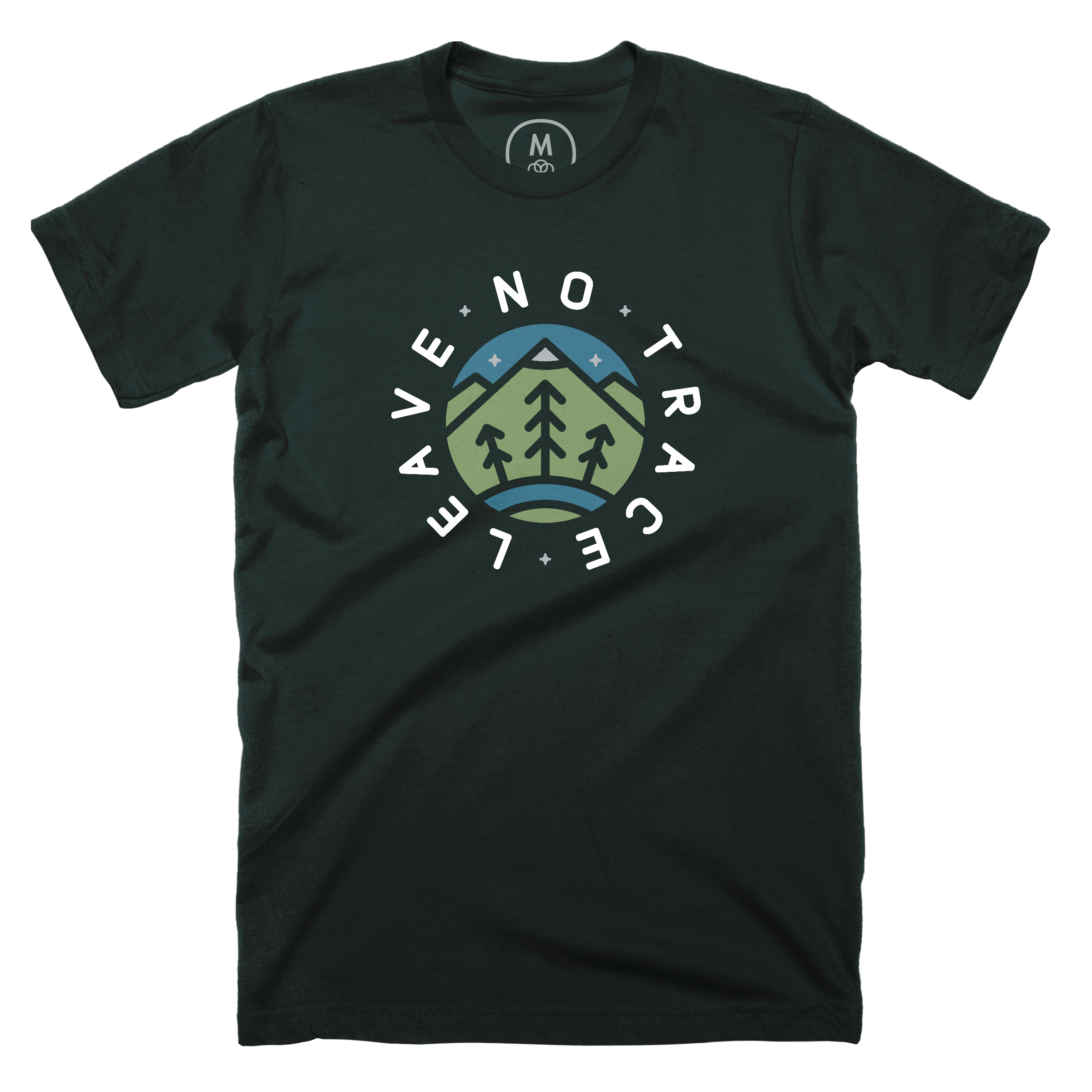 Leave No Trace Forest Green (Men's)