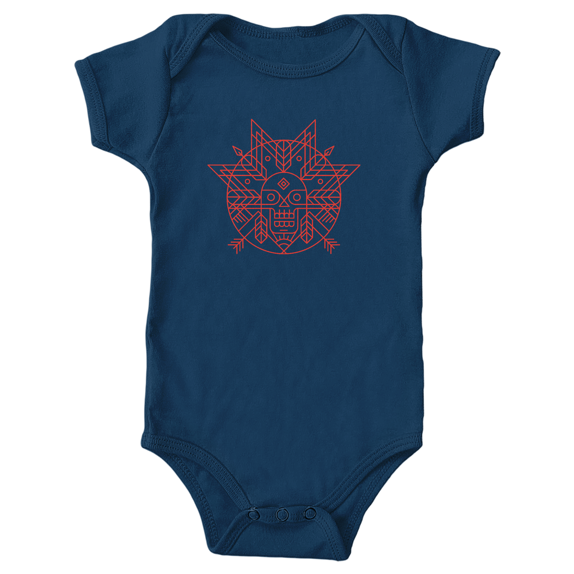 Warrior Navy (Onesie)