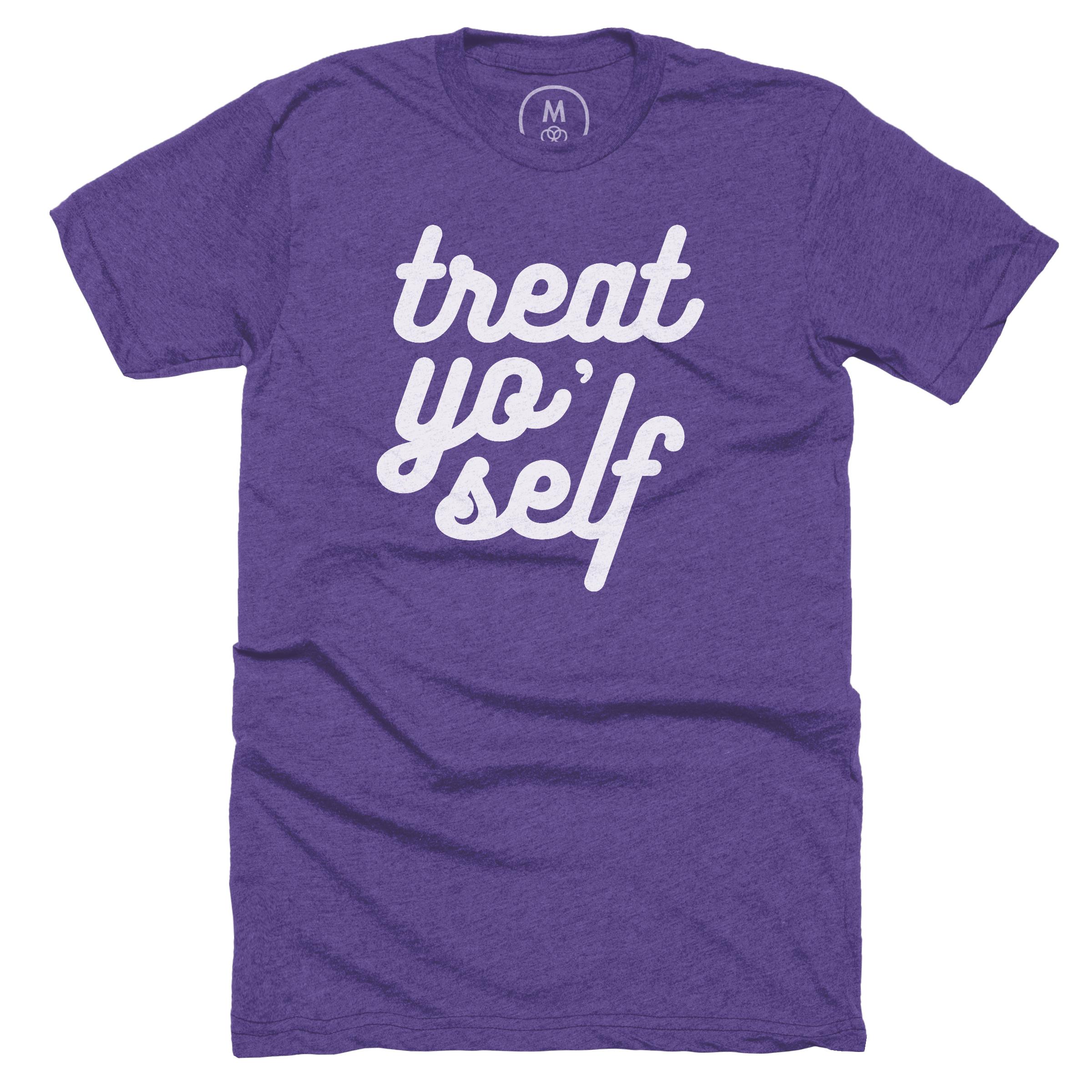Treat Yo' Self Purple Rush (Men's)