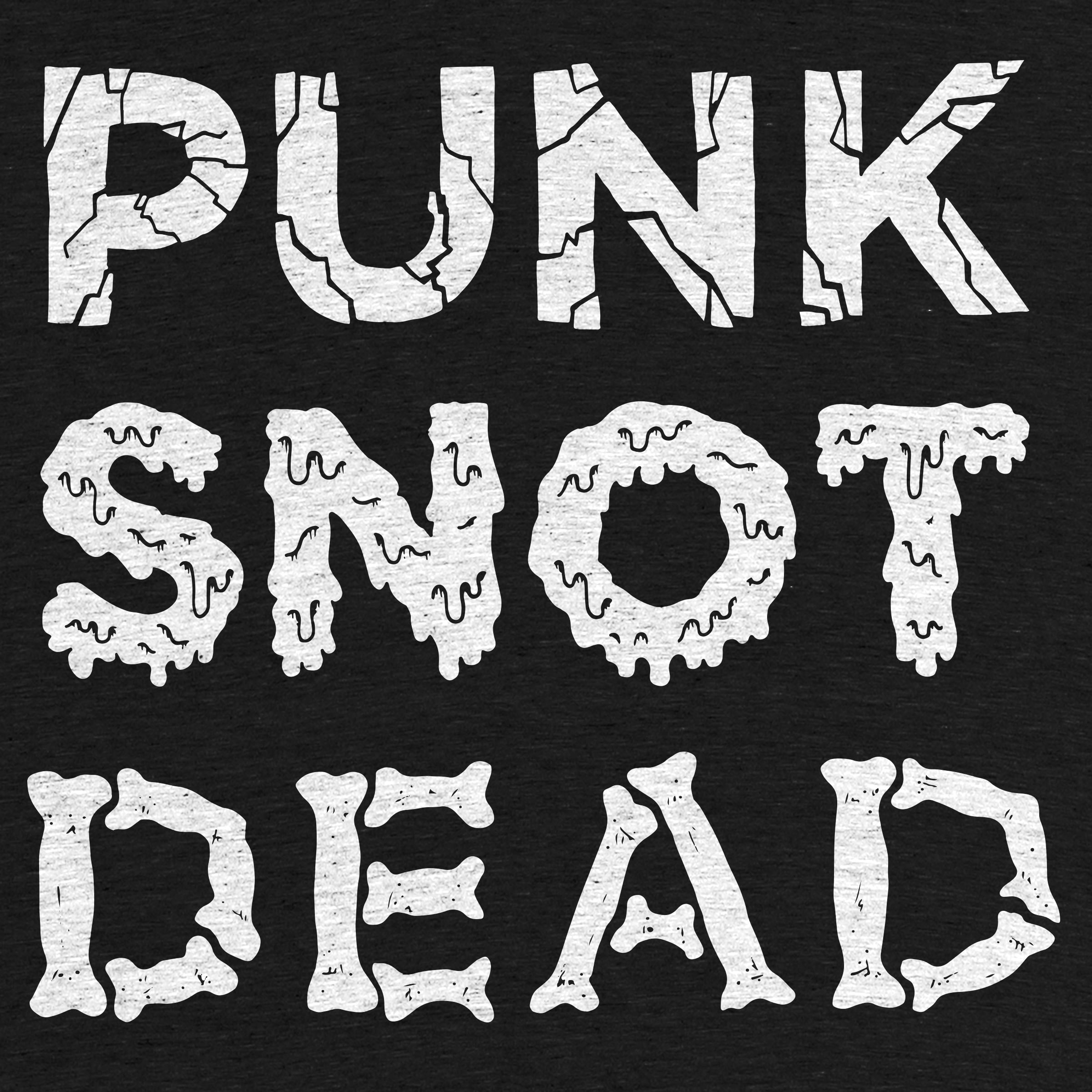Punk's Not Dead Detail