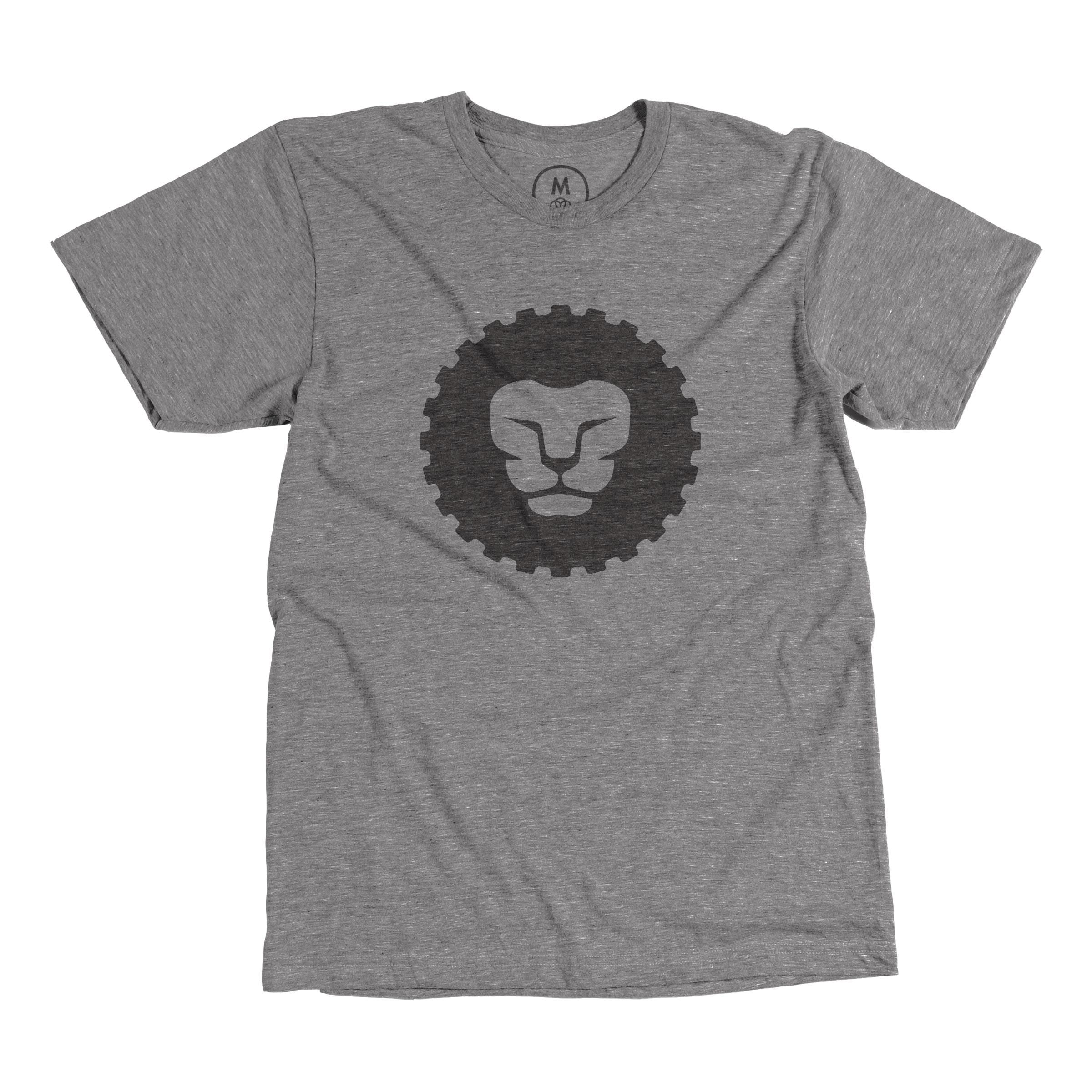 Proud Lion Head His