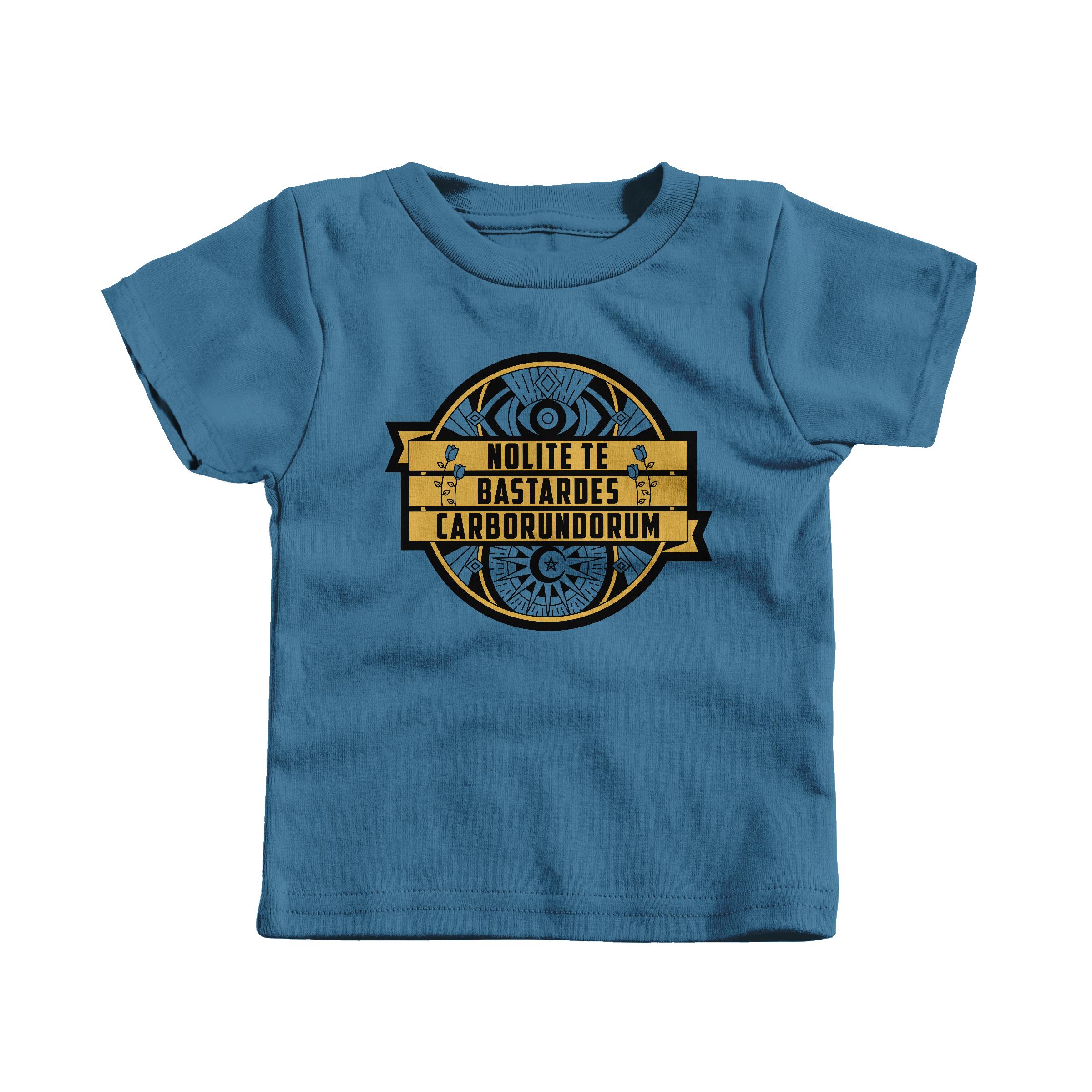 Te Bastardes Indigo (T-Shirt)