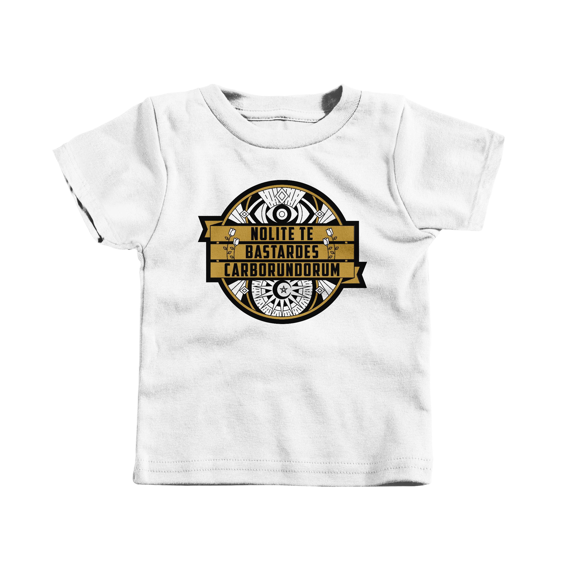 Te Bastardes White (T-Shirt)