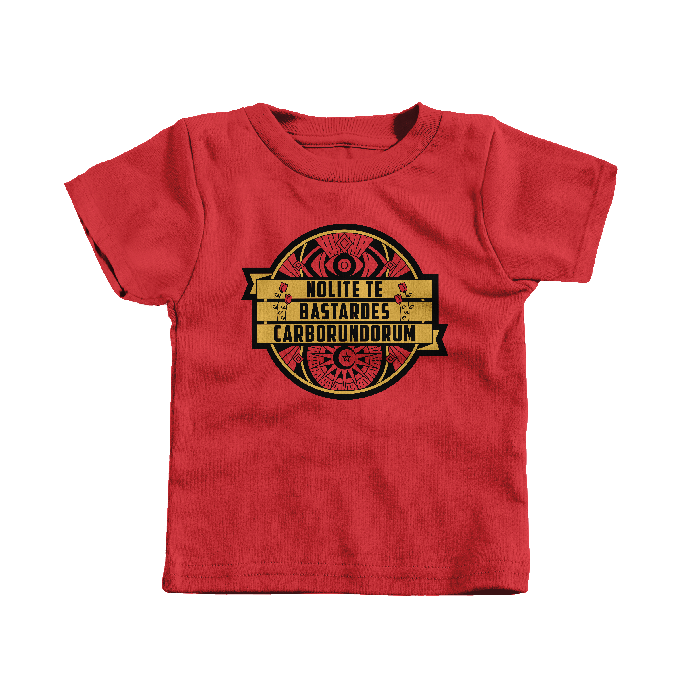 Te Bastardes Red (T-Shirt)