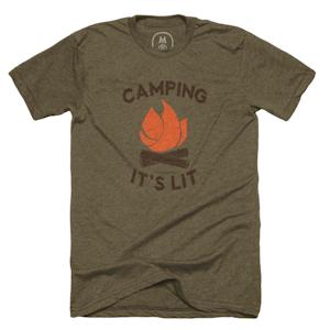 Camping: It's Lit.