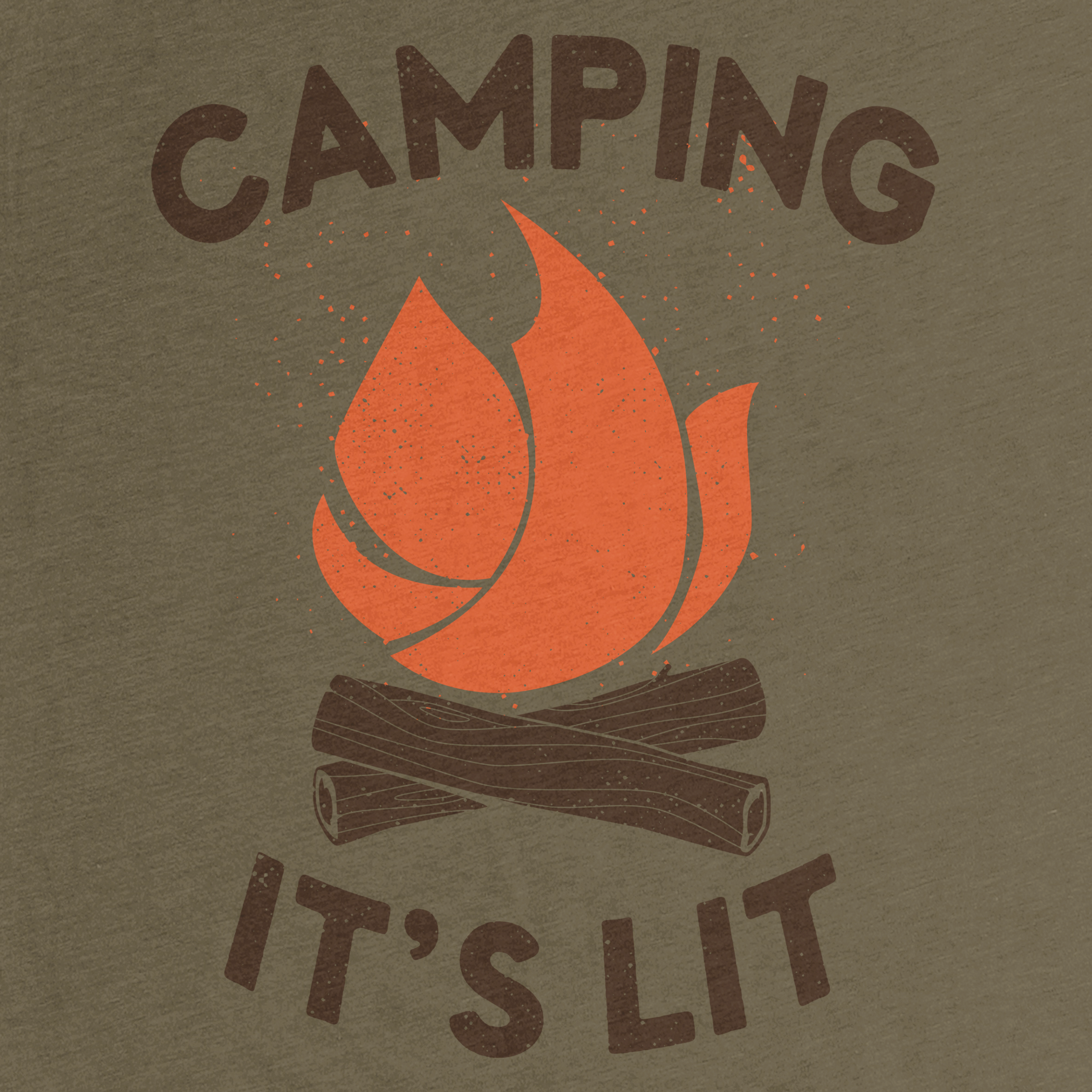 Camping: It's Lit.
