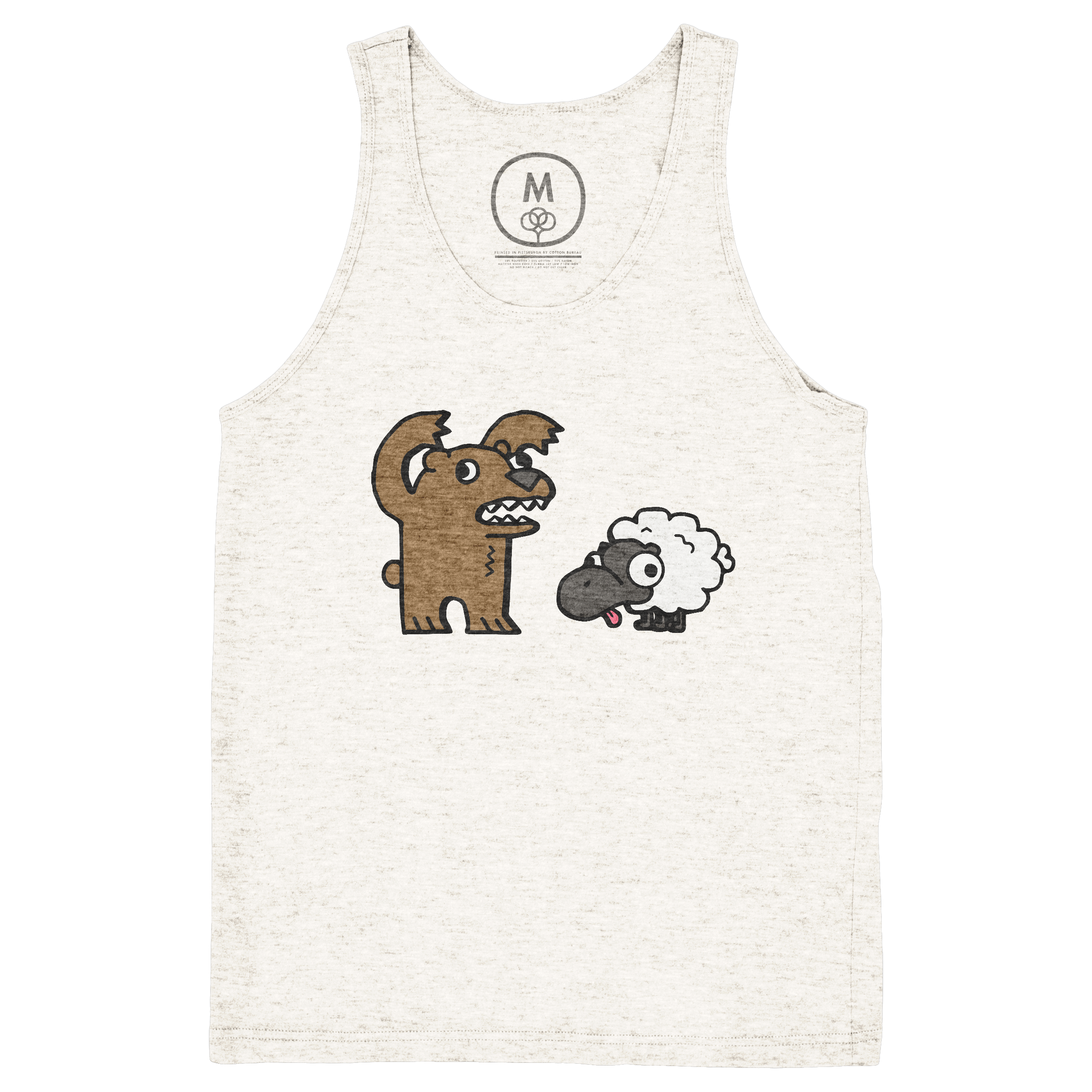 Barr and Shep Tank Top