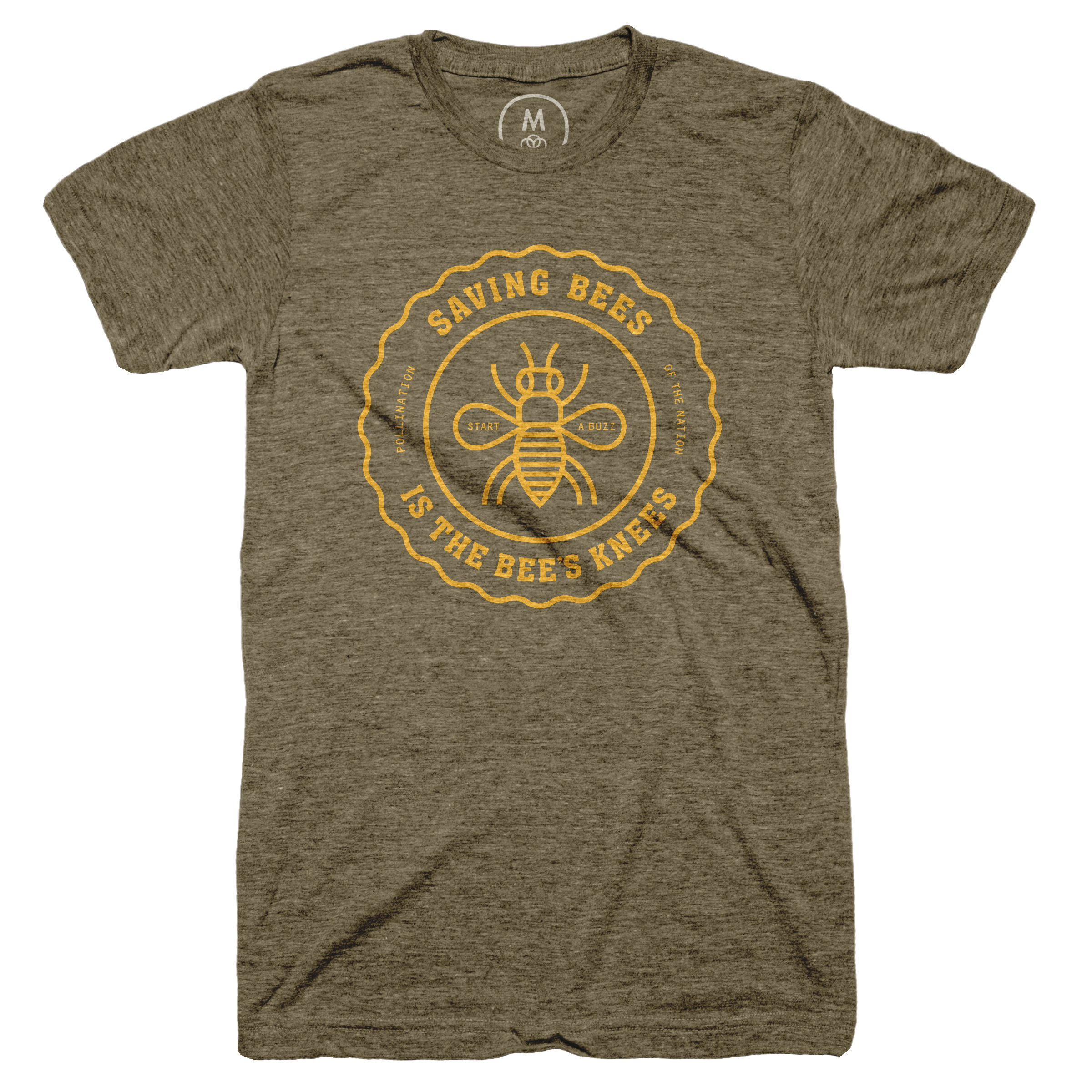 The Bee's Knees Military Green (Men's)