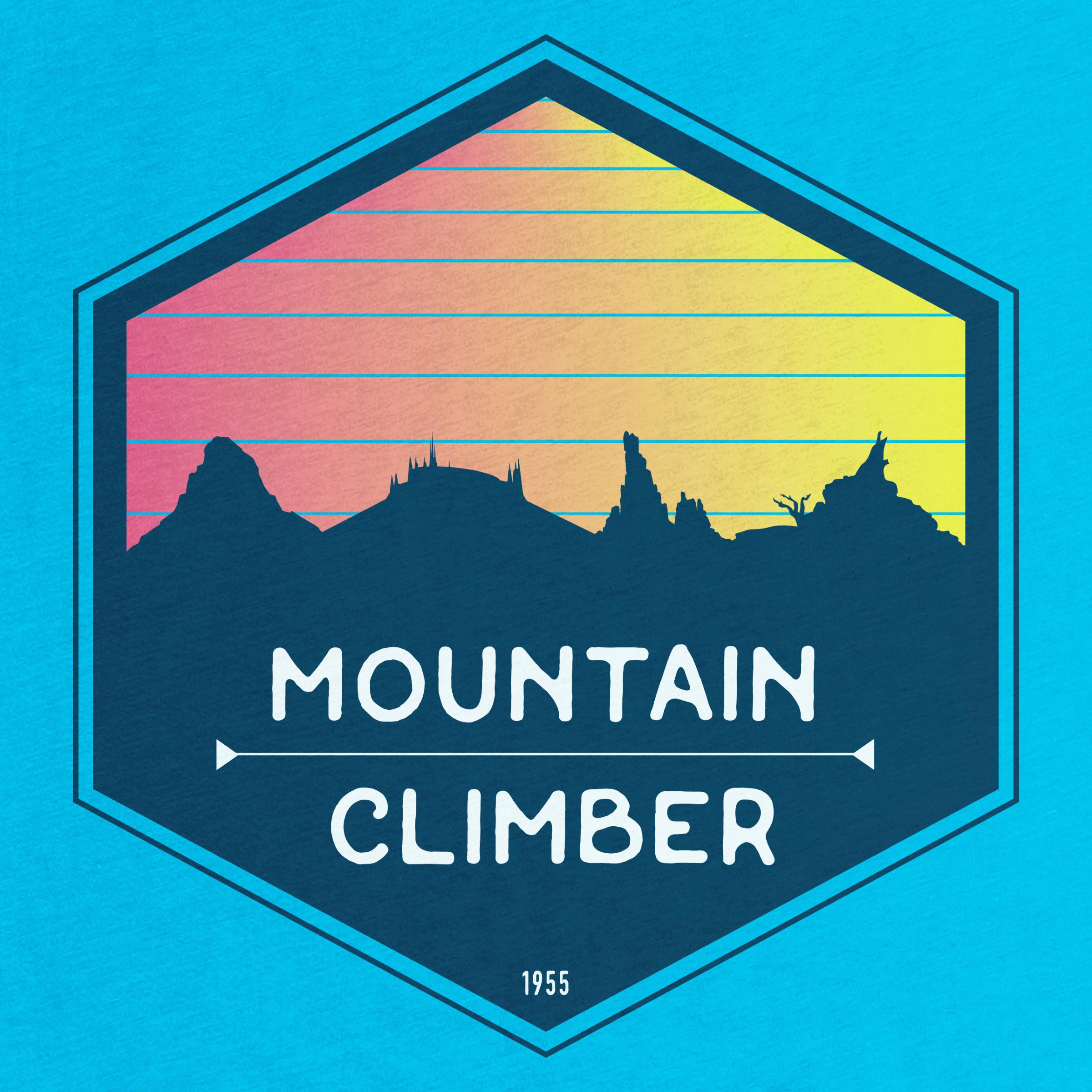 Mountain Climber Detail
