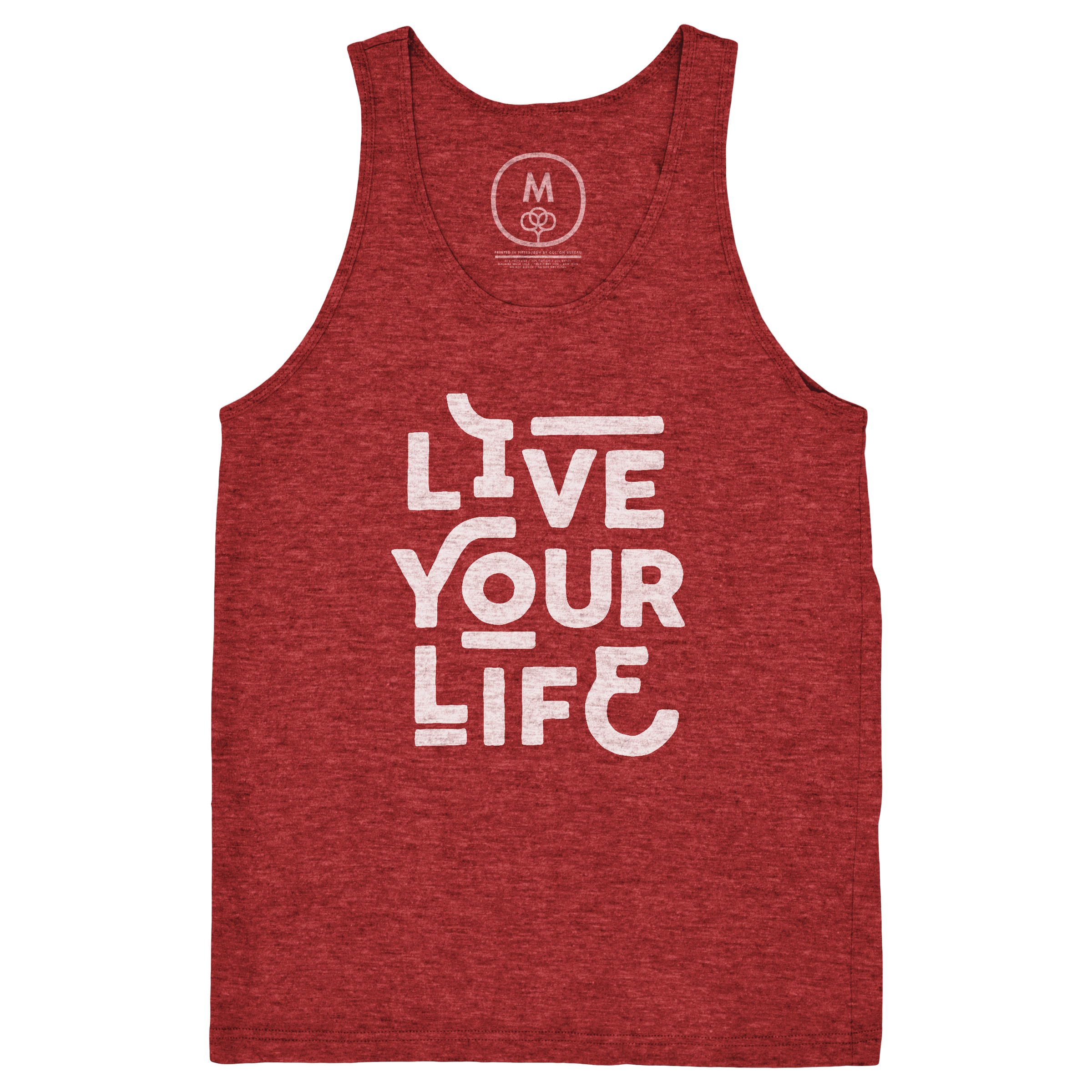 Live Your Life Tank Top