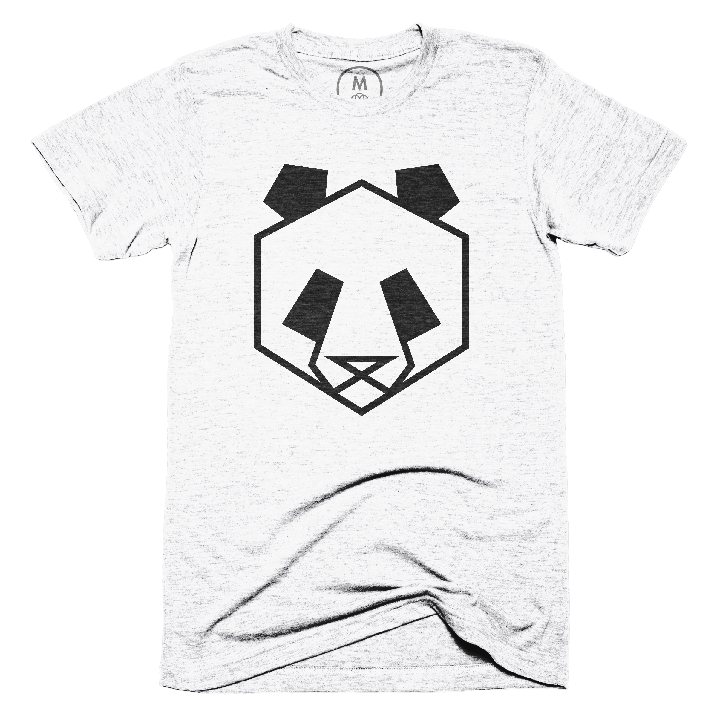 Geo Panda Heather White (Men's)