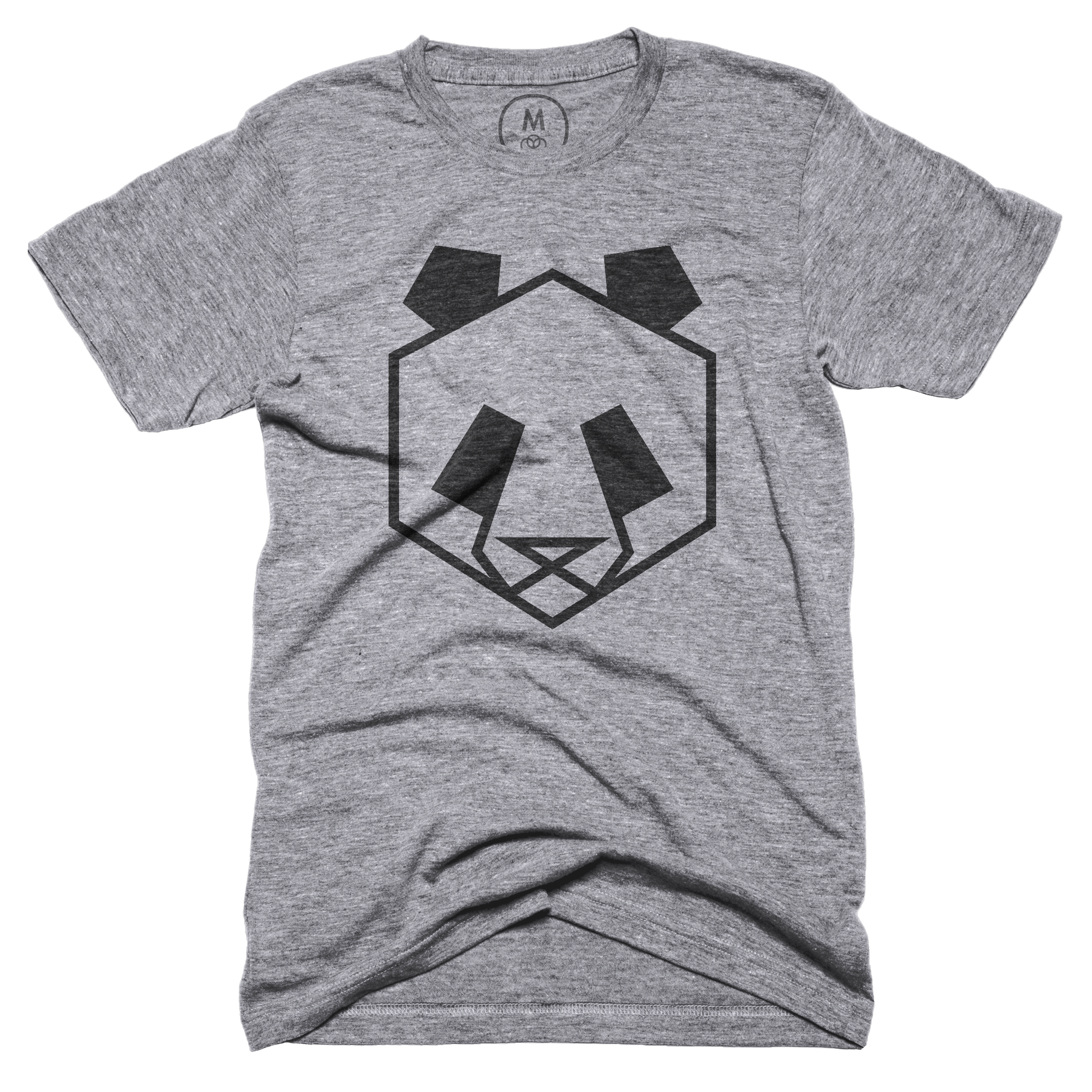 Geo Panda Premium Heather (Men's)