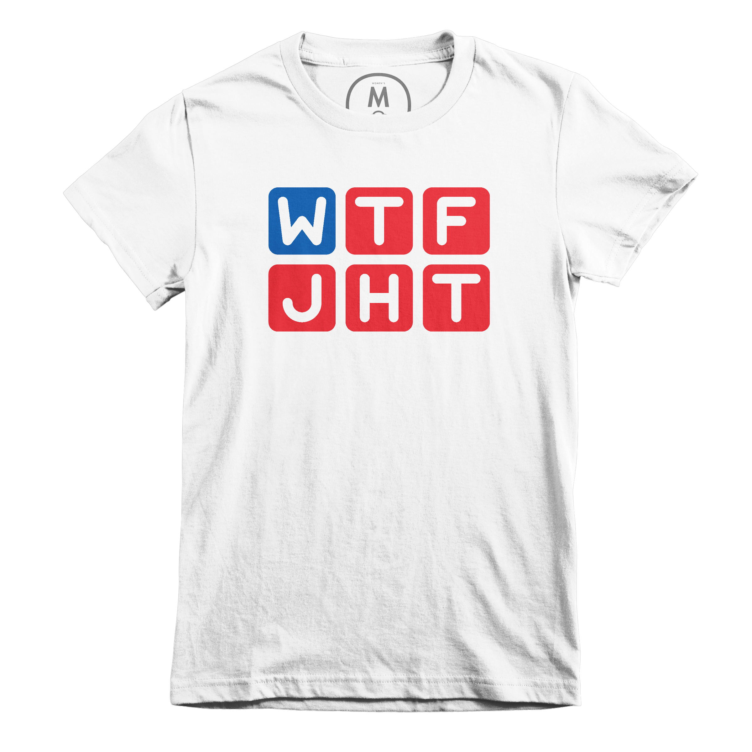 WTF Just Happened Today? White (Women's)