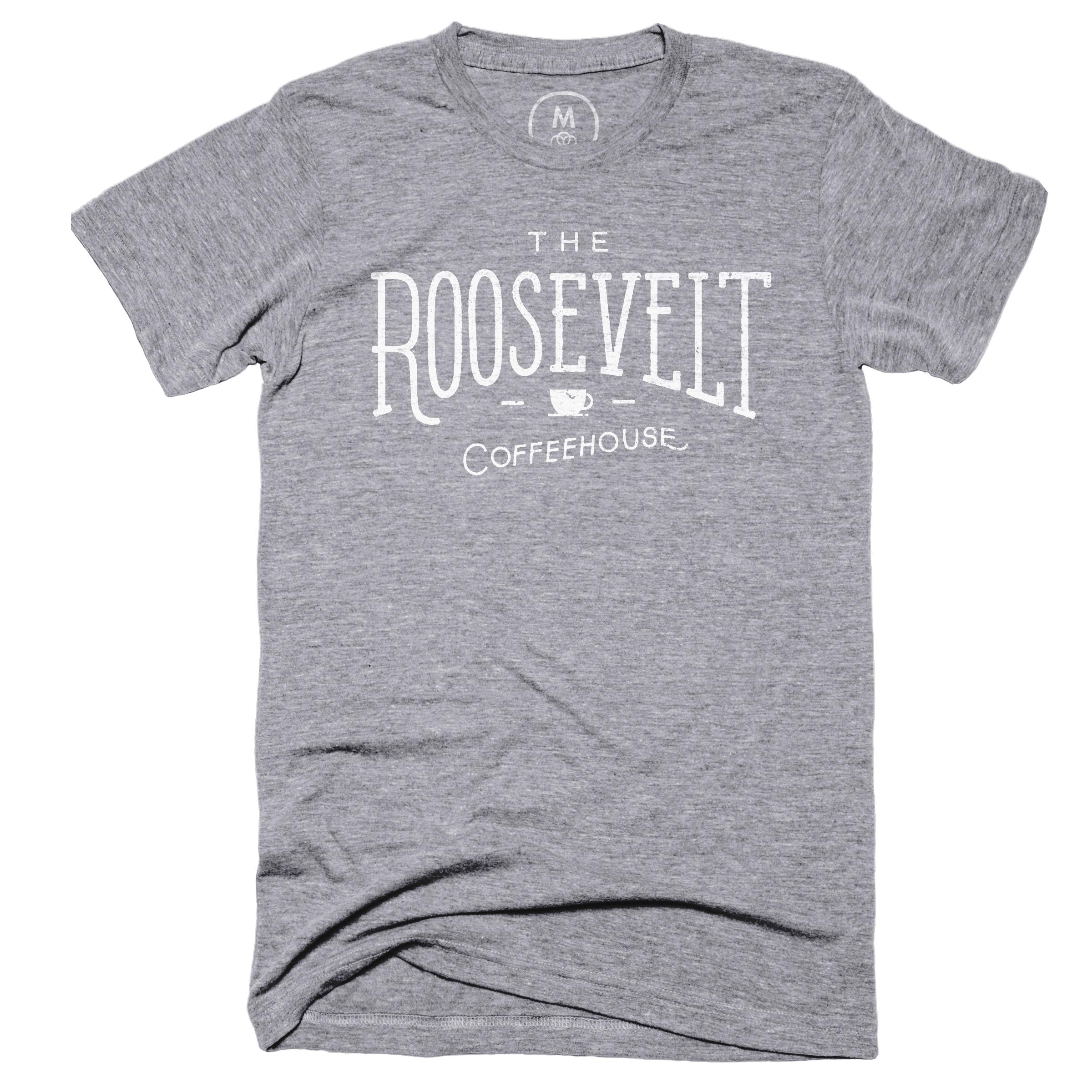 The Roosevelt Coffeehouse Premium Heather (Men's)