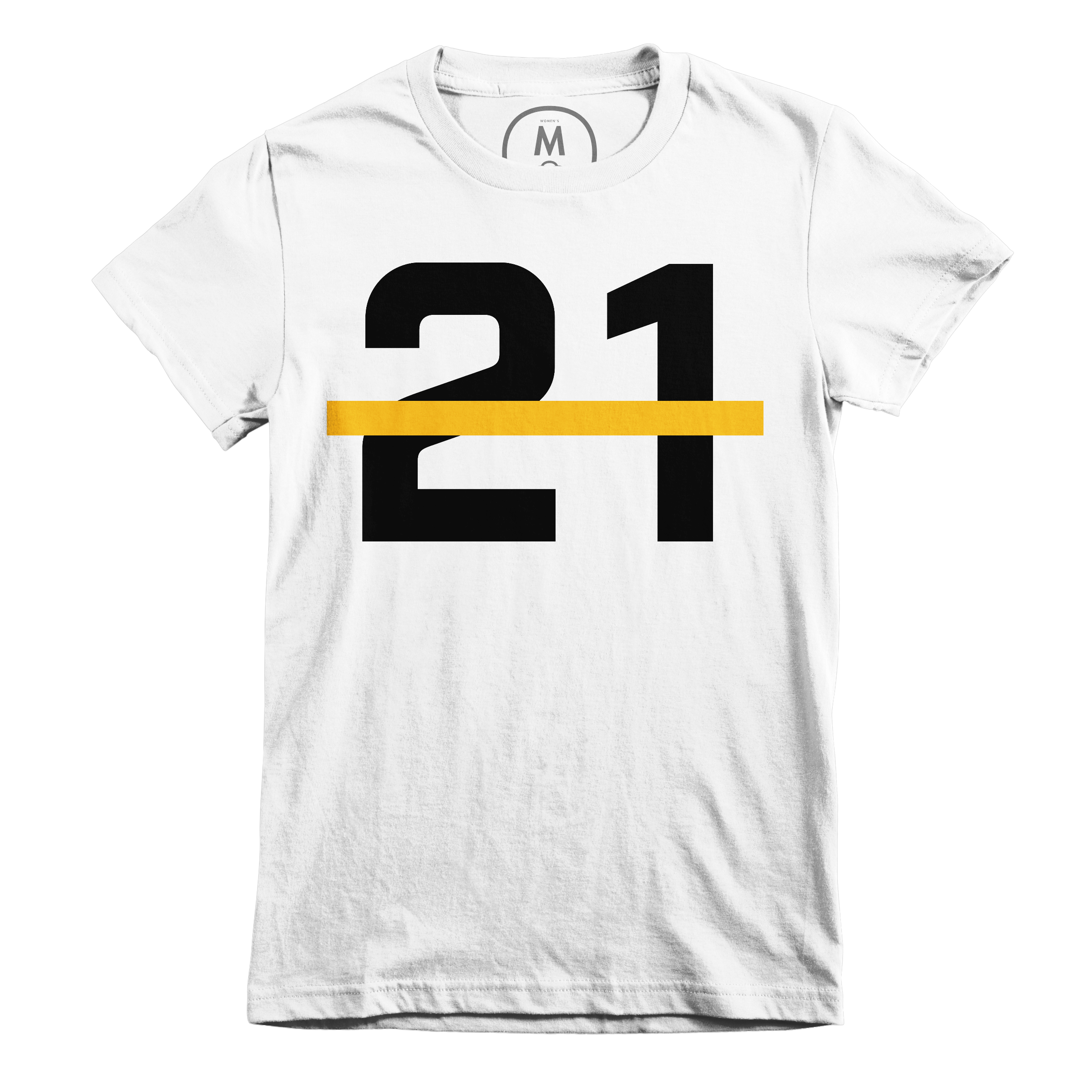 Retire 21 White (Women's)