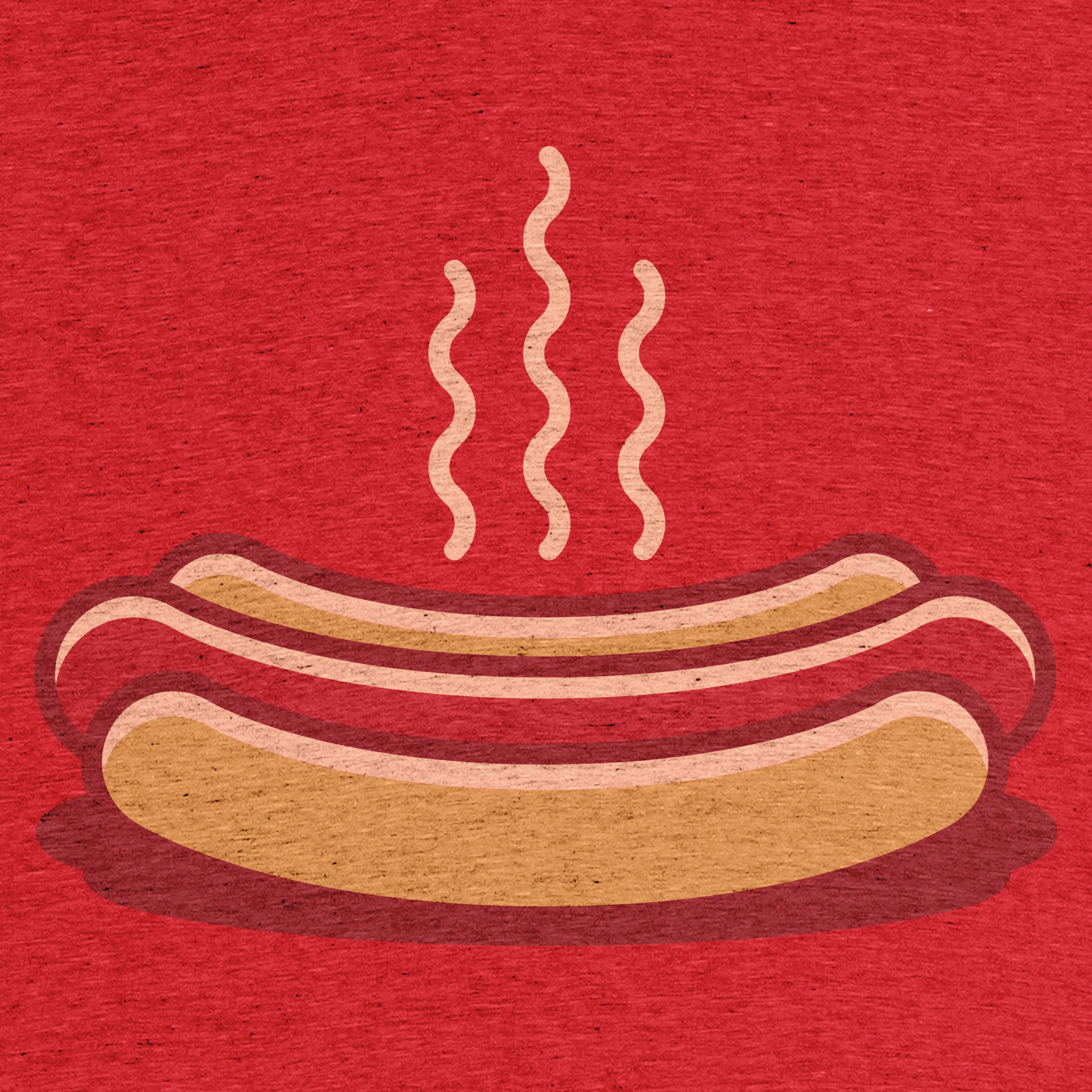 The Hot Dog Shirt