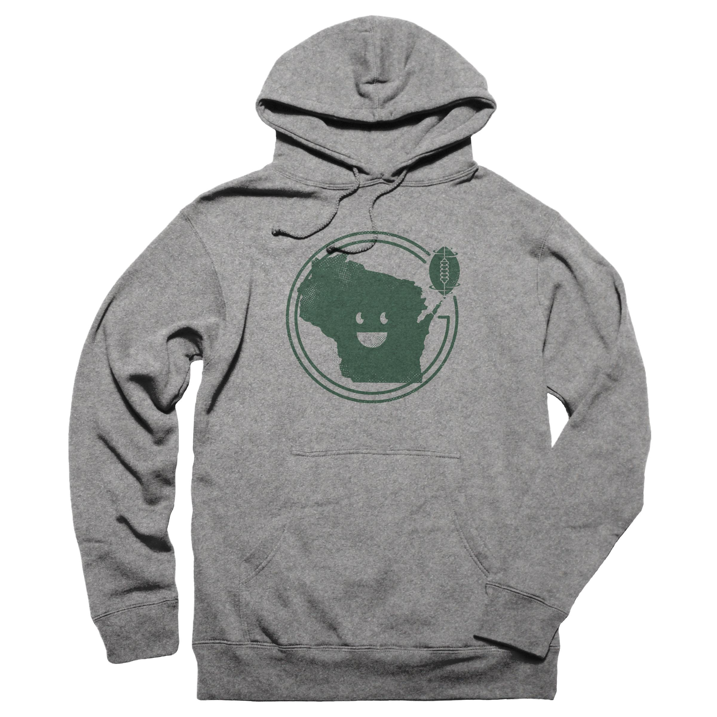 Go Pack Go! Pullover Hoodie
