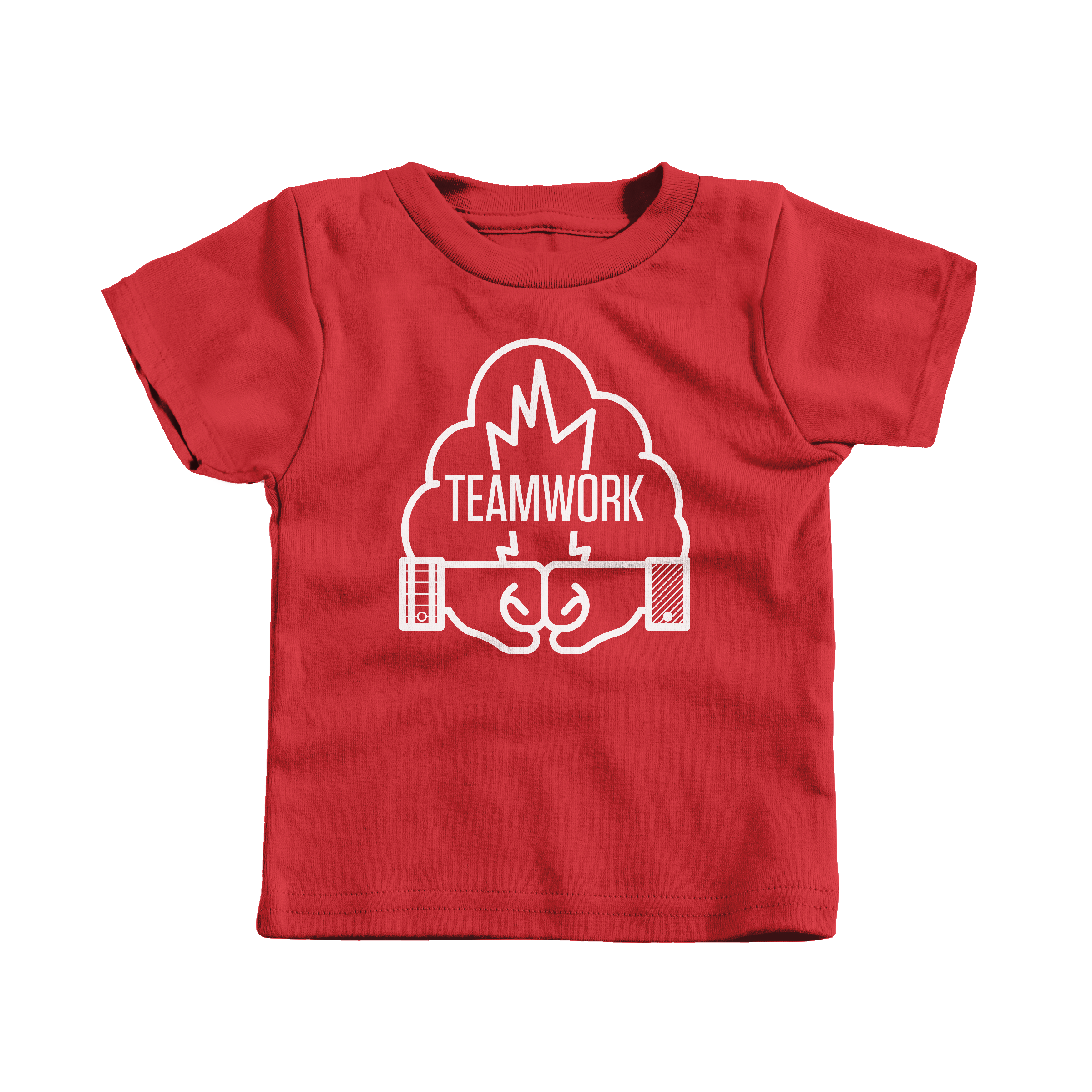 TEAMWORK Red (T-Shirt)
