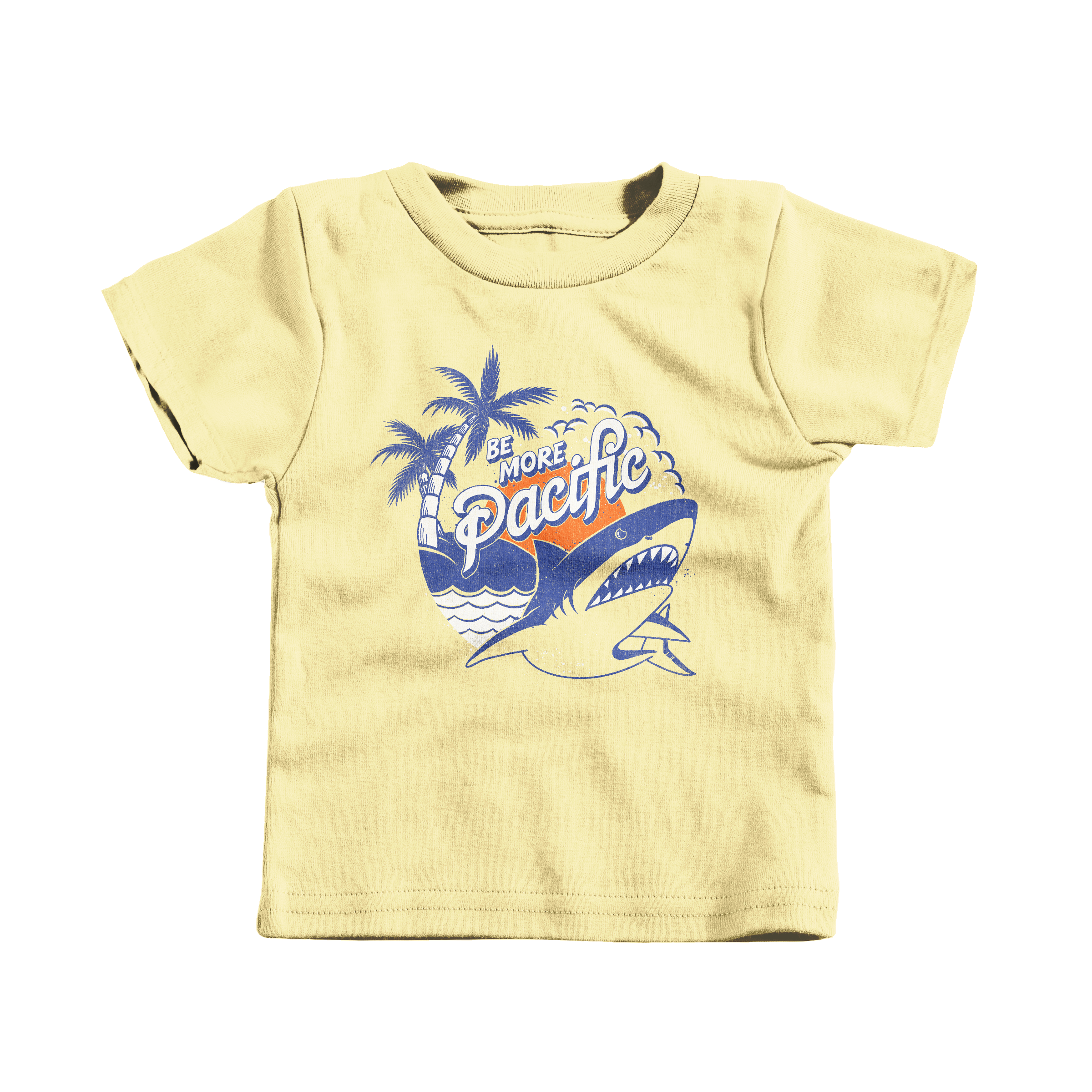 Be More Pacific Butter (T-Shirt)