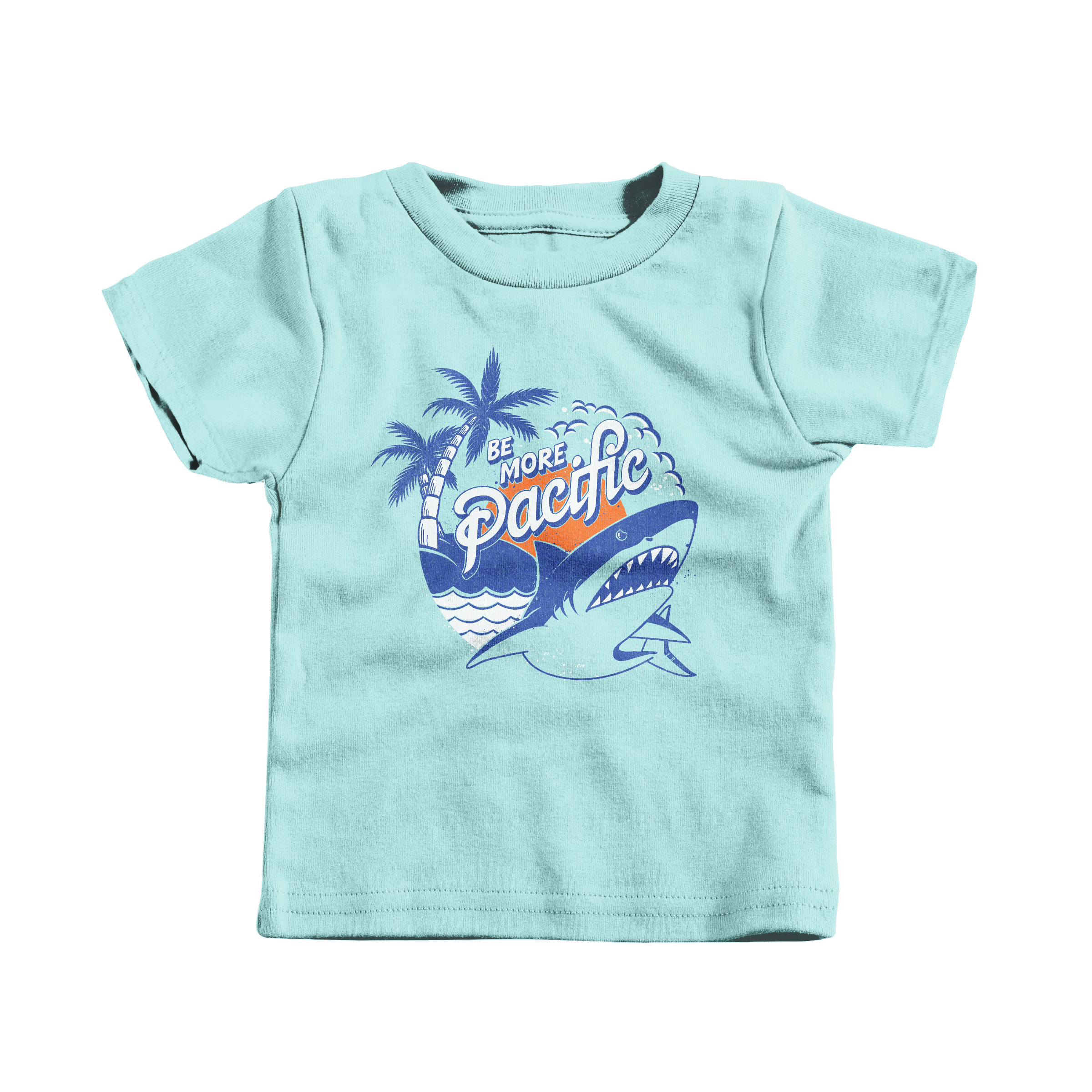 Be More Pacific Chill (T-Shirt)