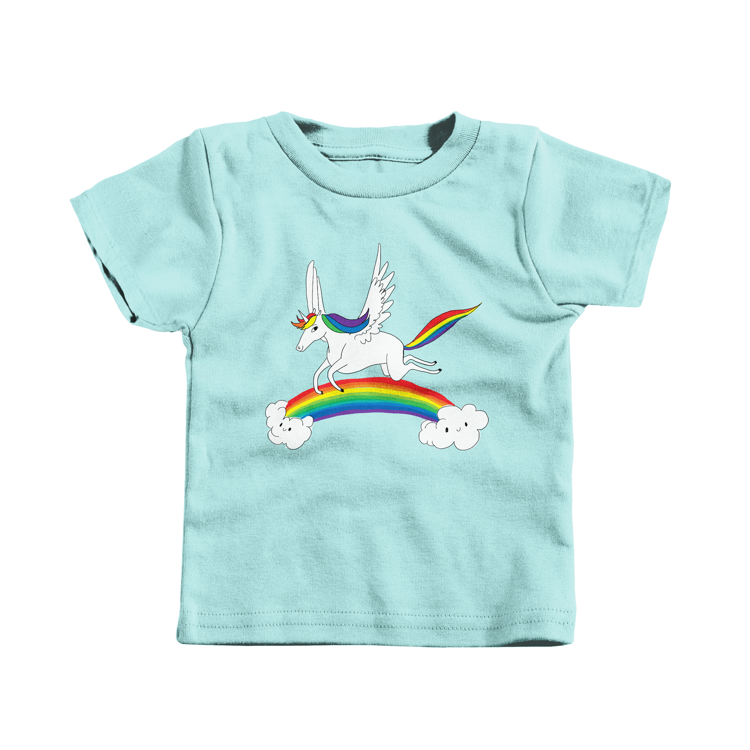 Magical Unicorn Chill (T-Shirt)