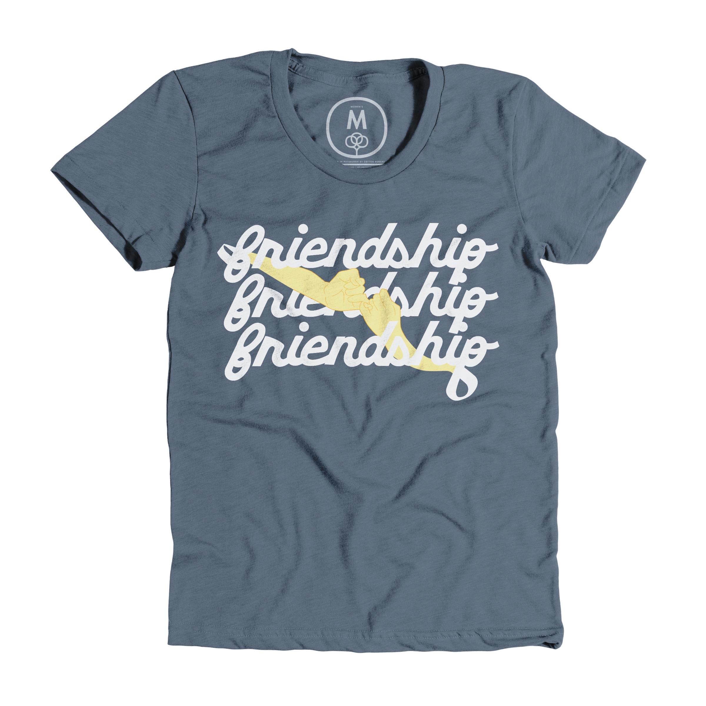 Friendship Indigo (Women's)