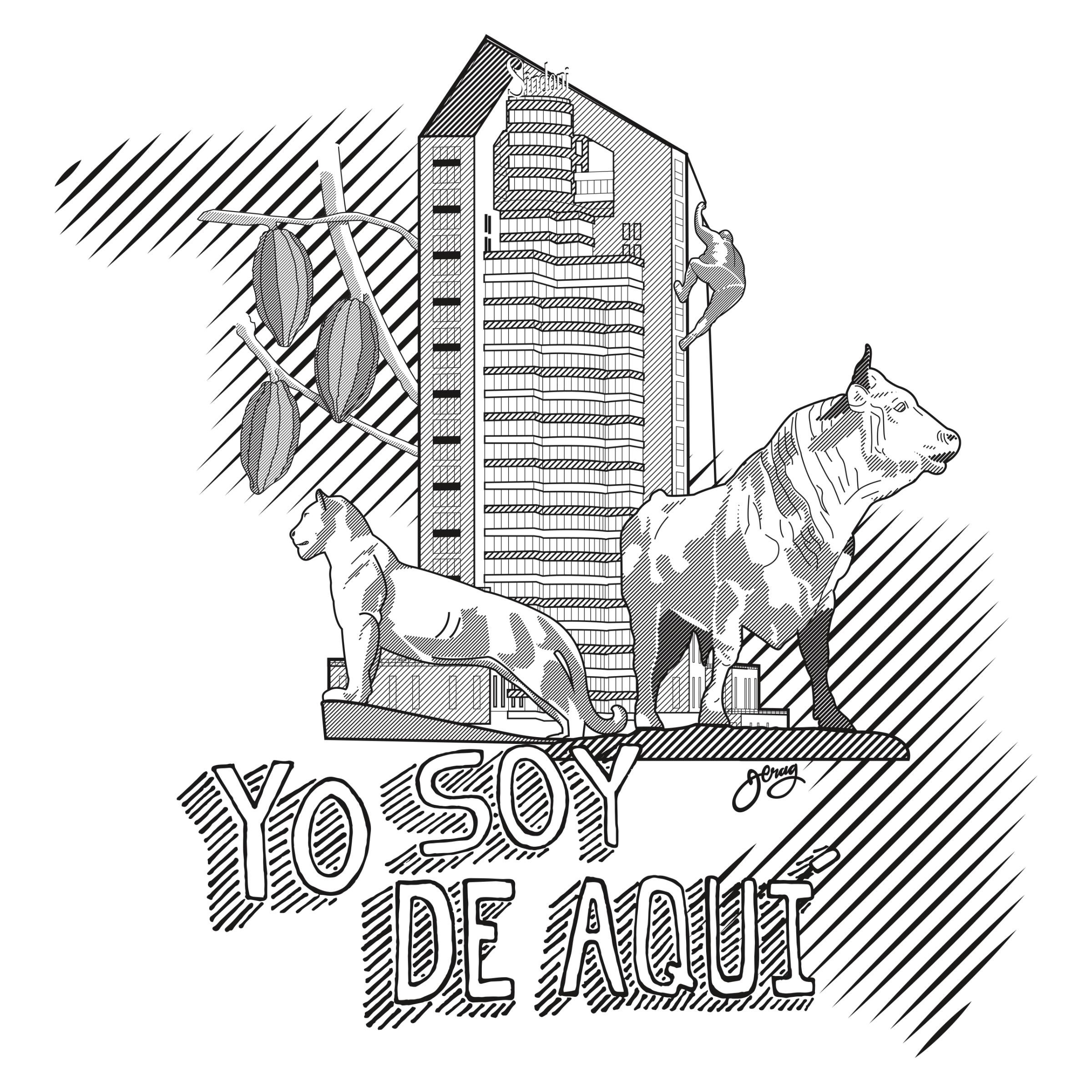 Yo Soy De Aquí - Aragua.