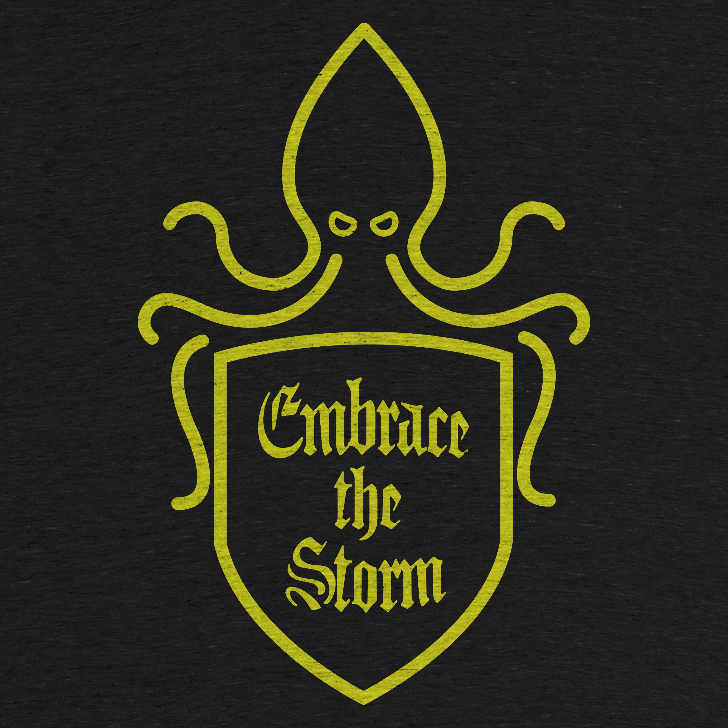 Embrace The Storm Detail