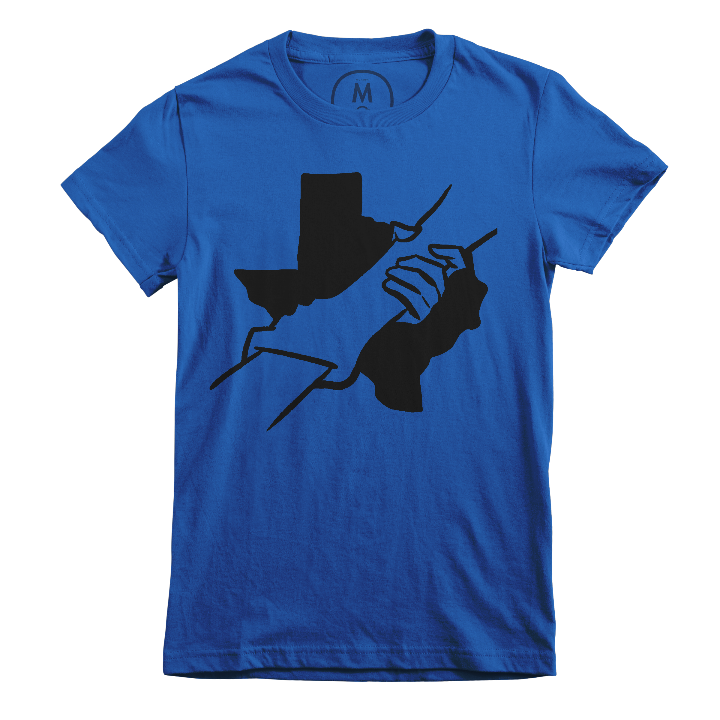 Let's Do It For Texas, Ya'll Royal (Women's)