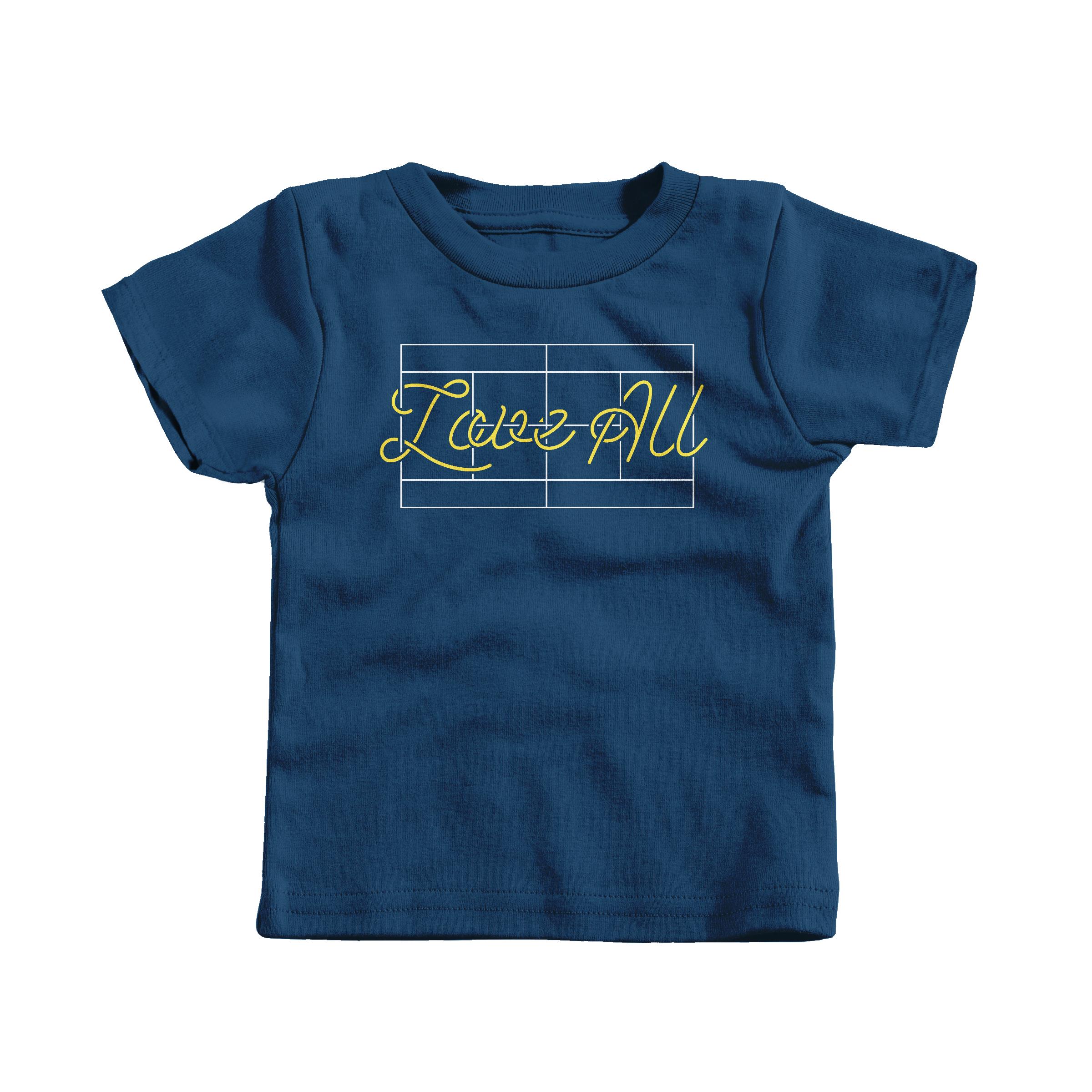 Love All Navy (T-Shirt)