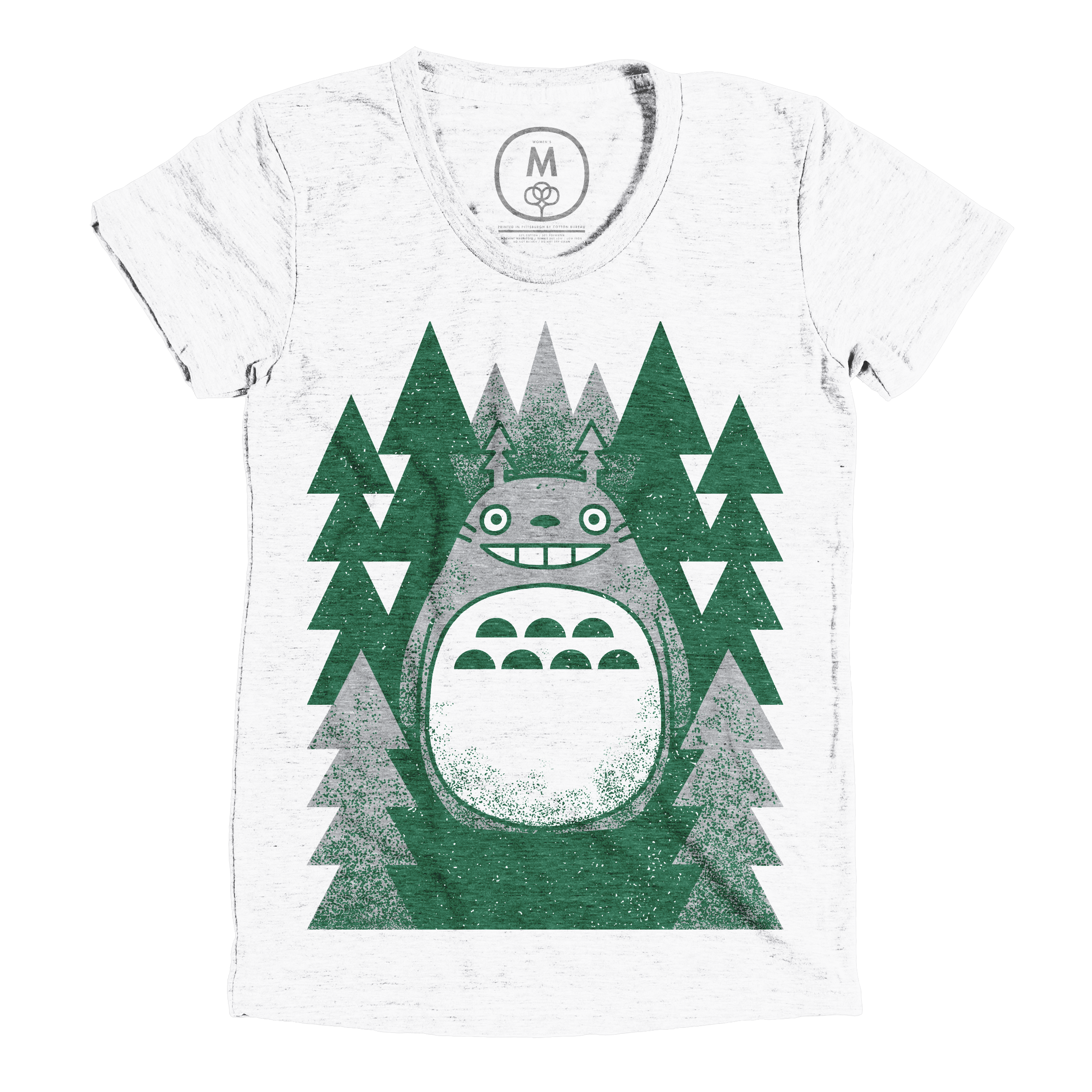 Forest Spirit Heather White (Women's)