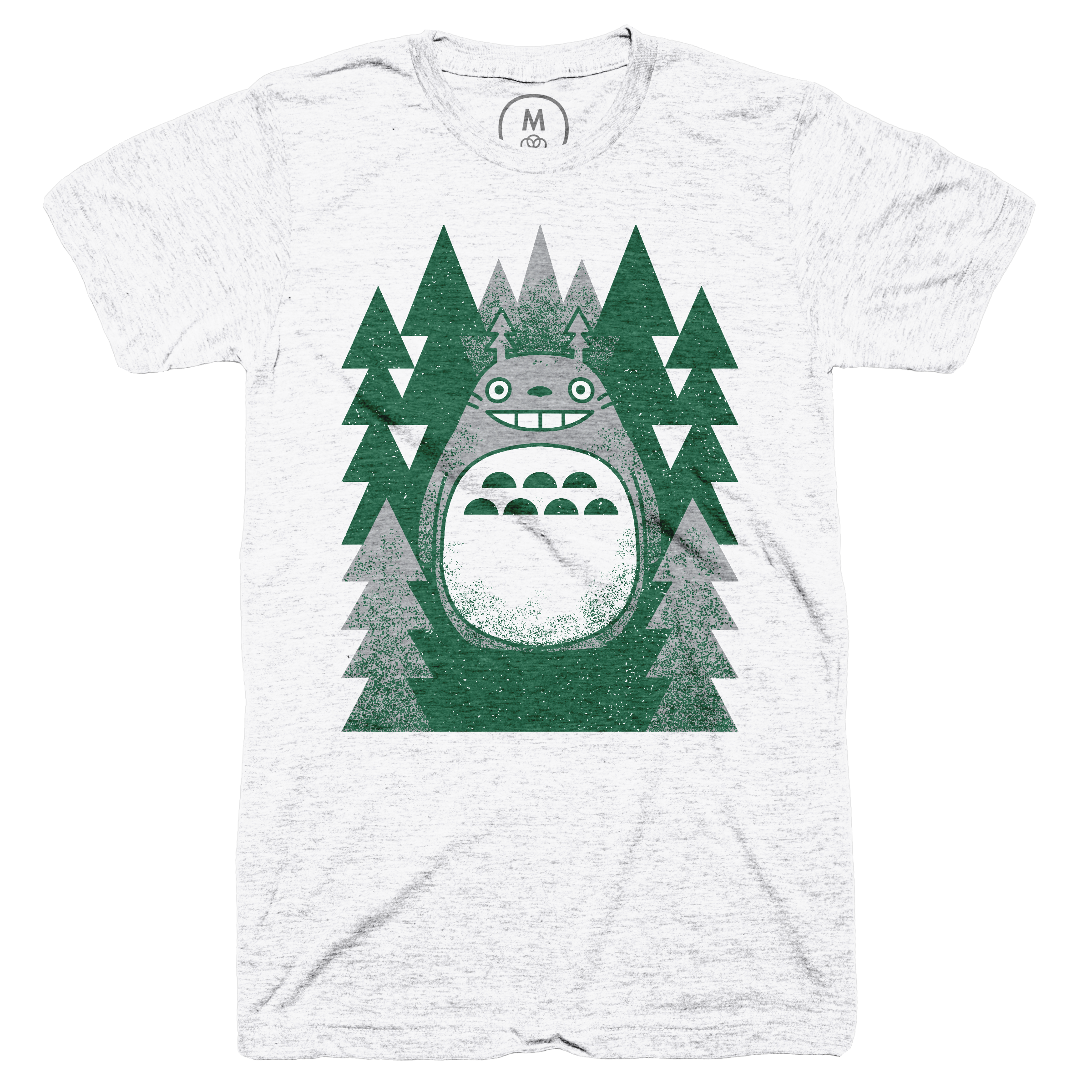 Forest Spirit Heather White (Men's)