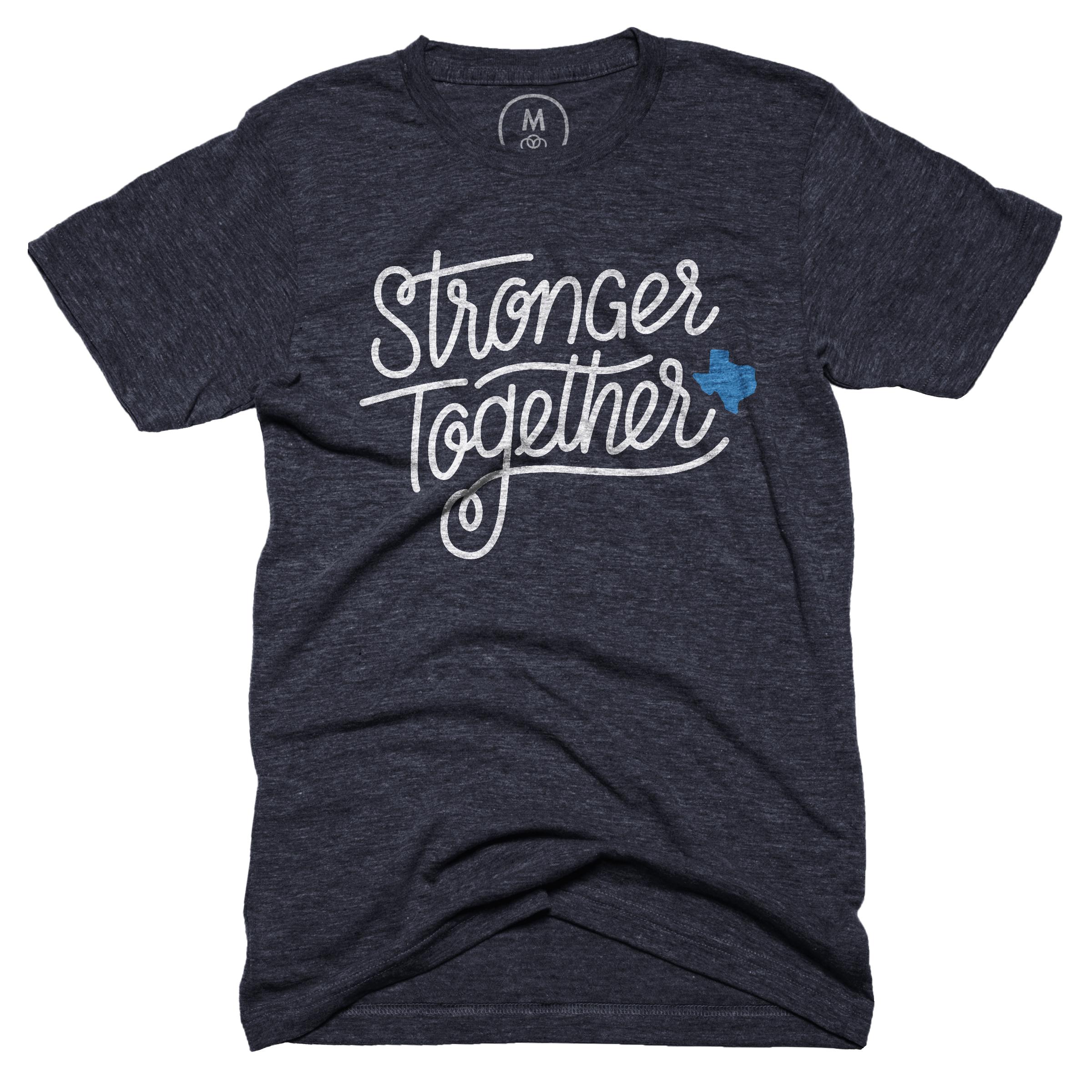 Stronger Together Vintage Navy (Men's)