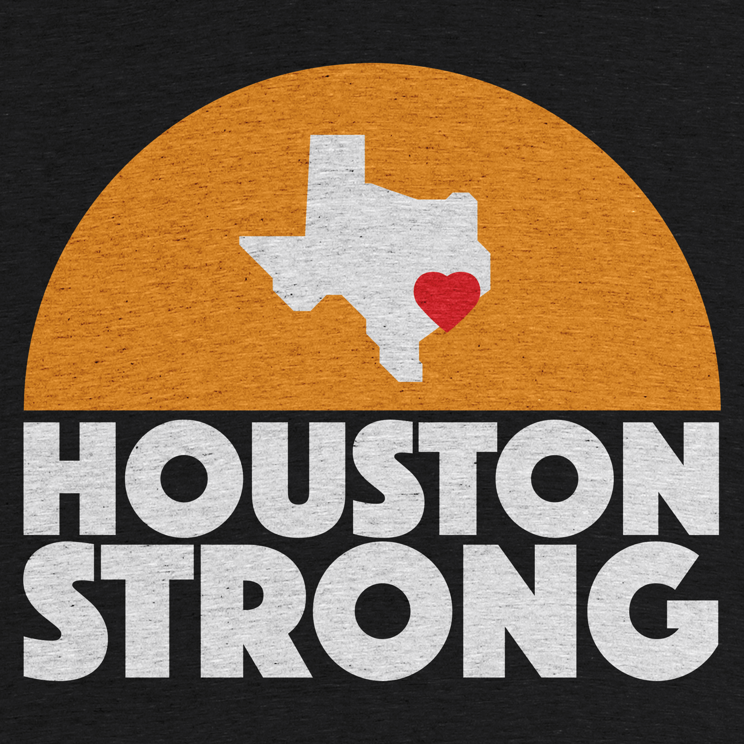 Houston Strong Detail