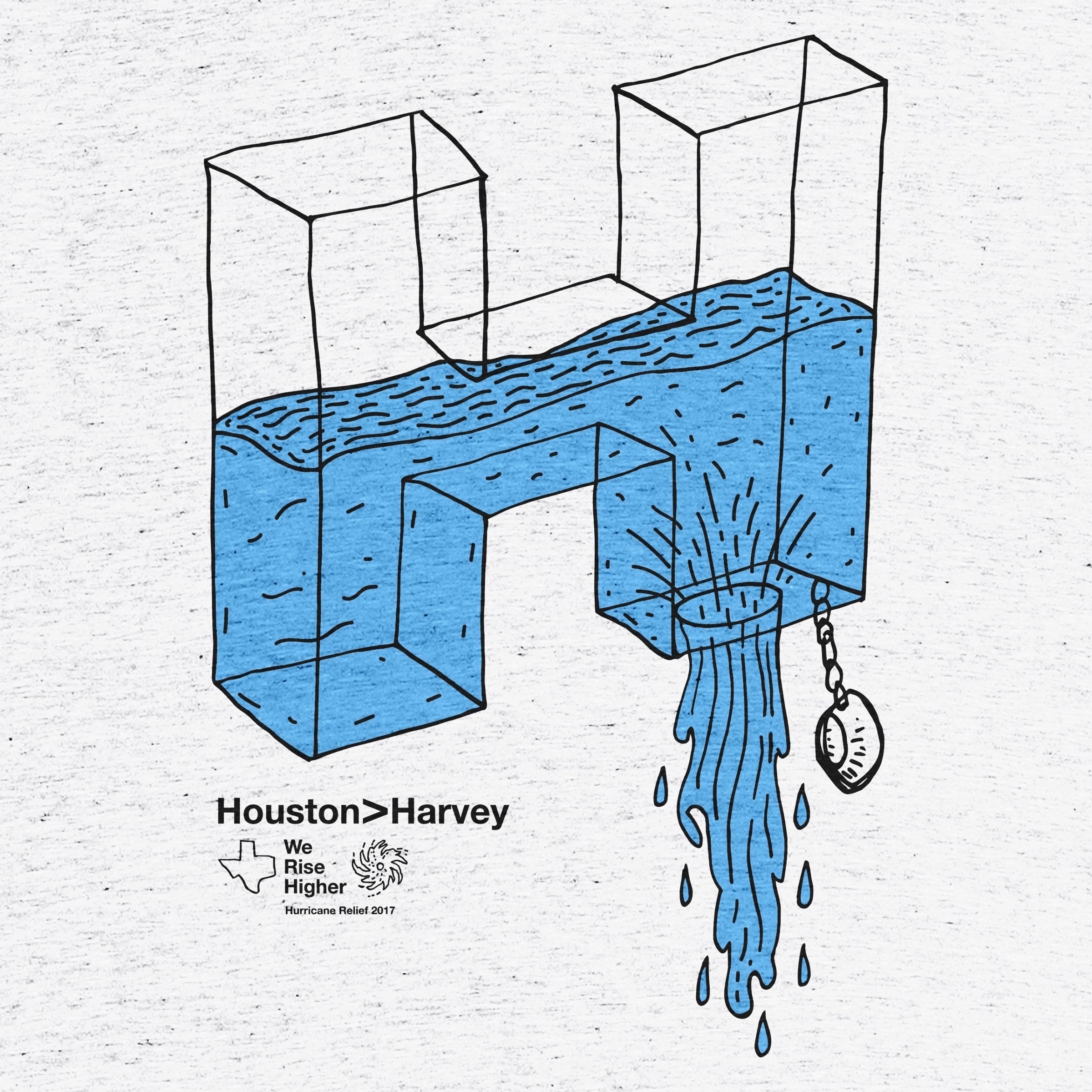 Houston>Harvey - Houston Flood Relief Detail