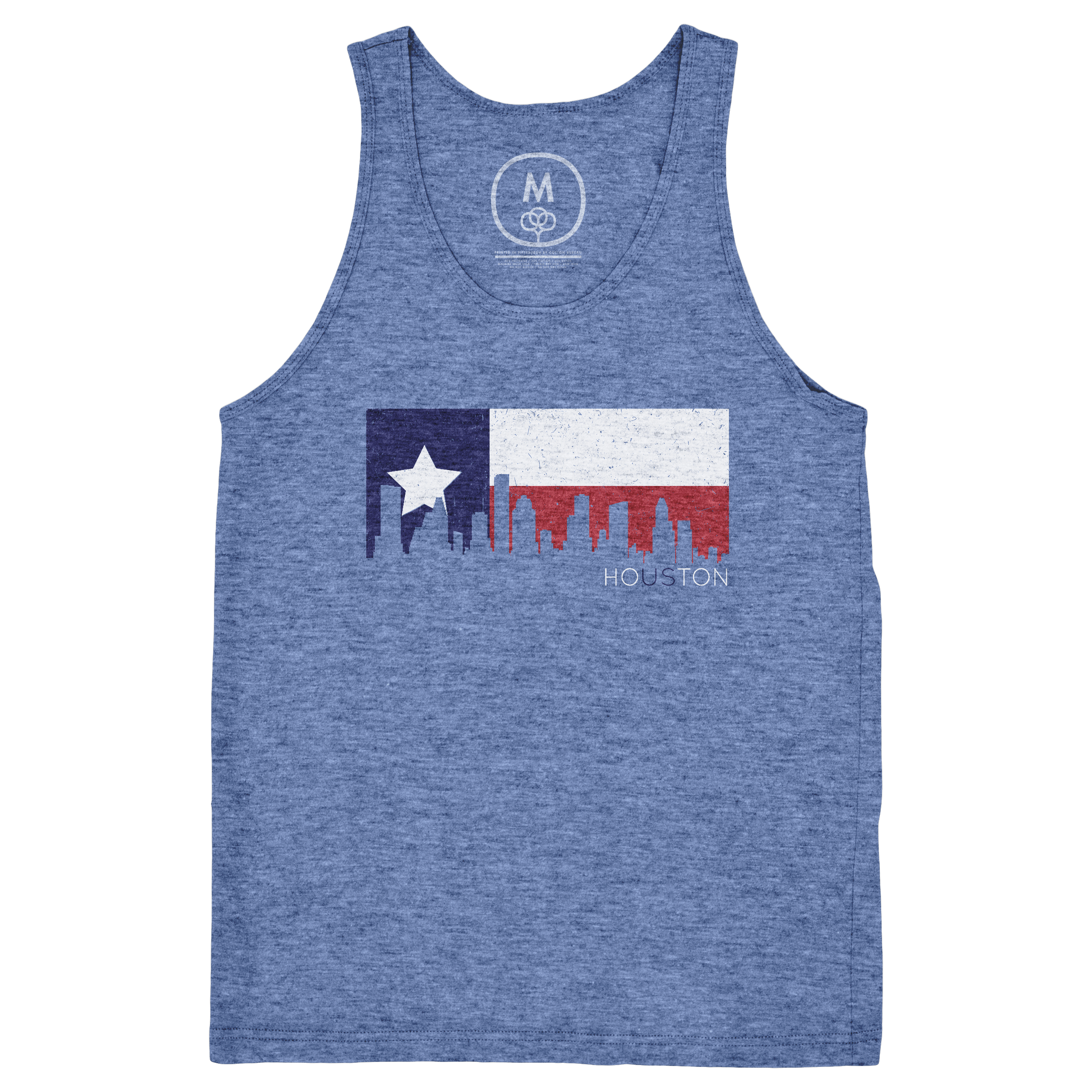 Helping HoUSton as One Tank Top