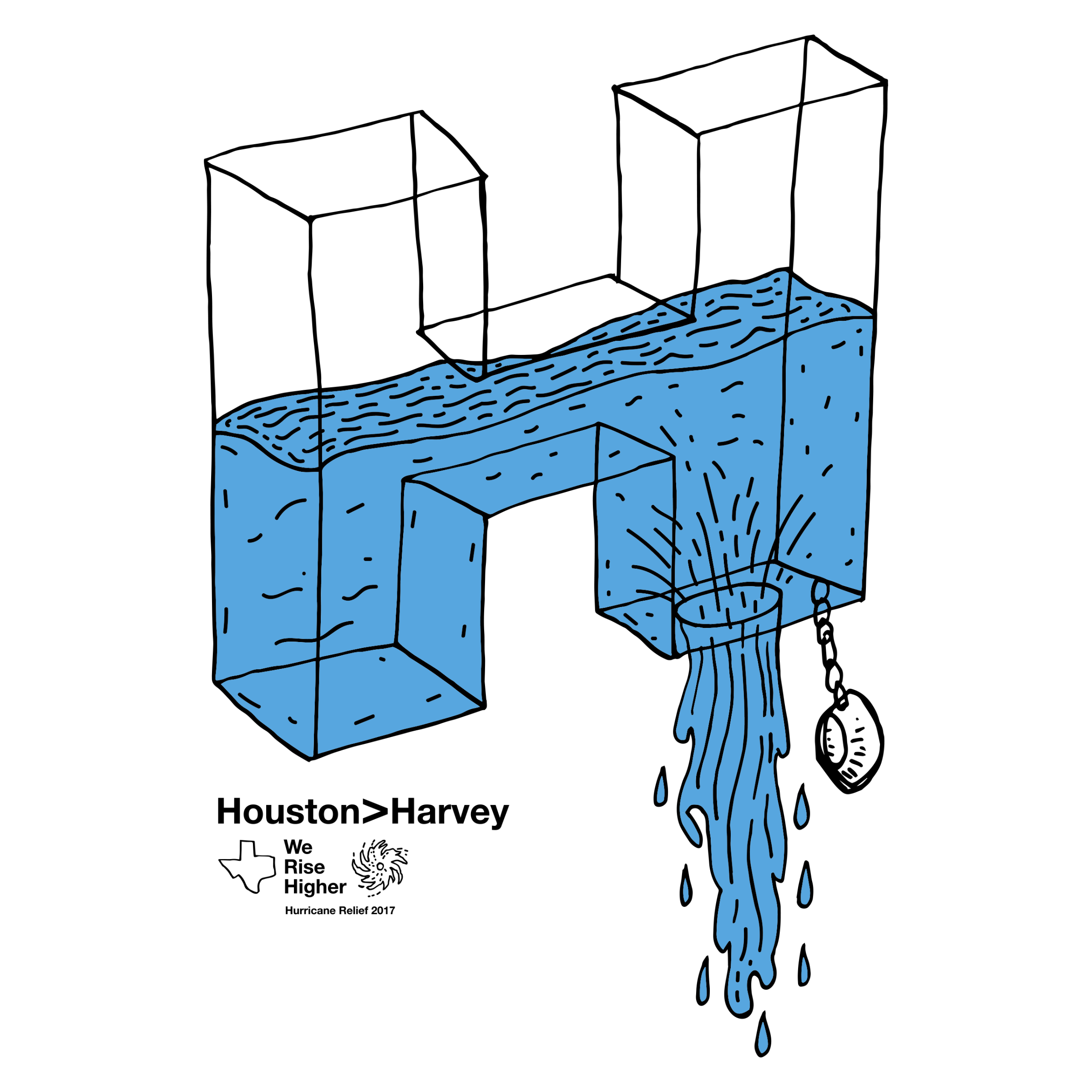 Houston>Harvey - Houston Flood Relief